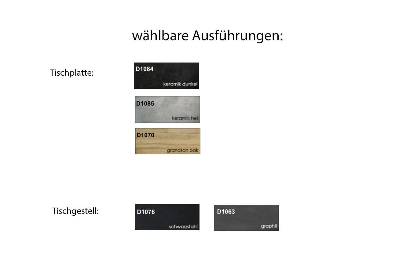Luzern Graphit Mäusbacher Grandson Oak Von Esstisch m8wvnN0