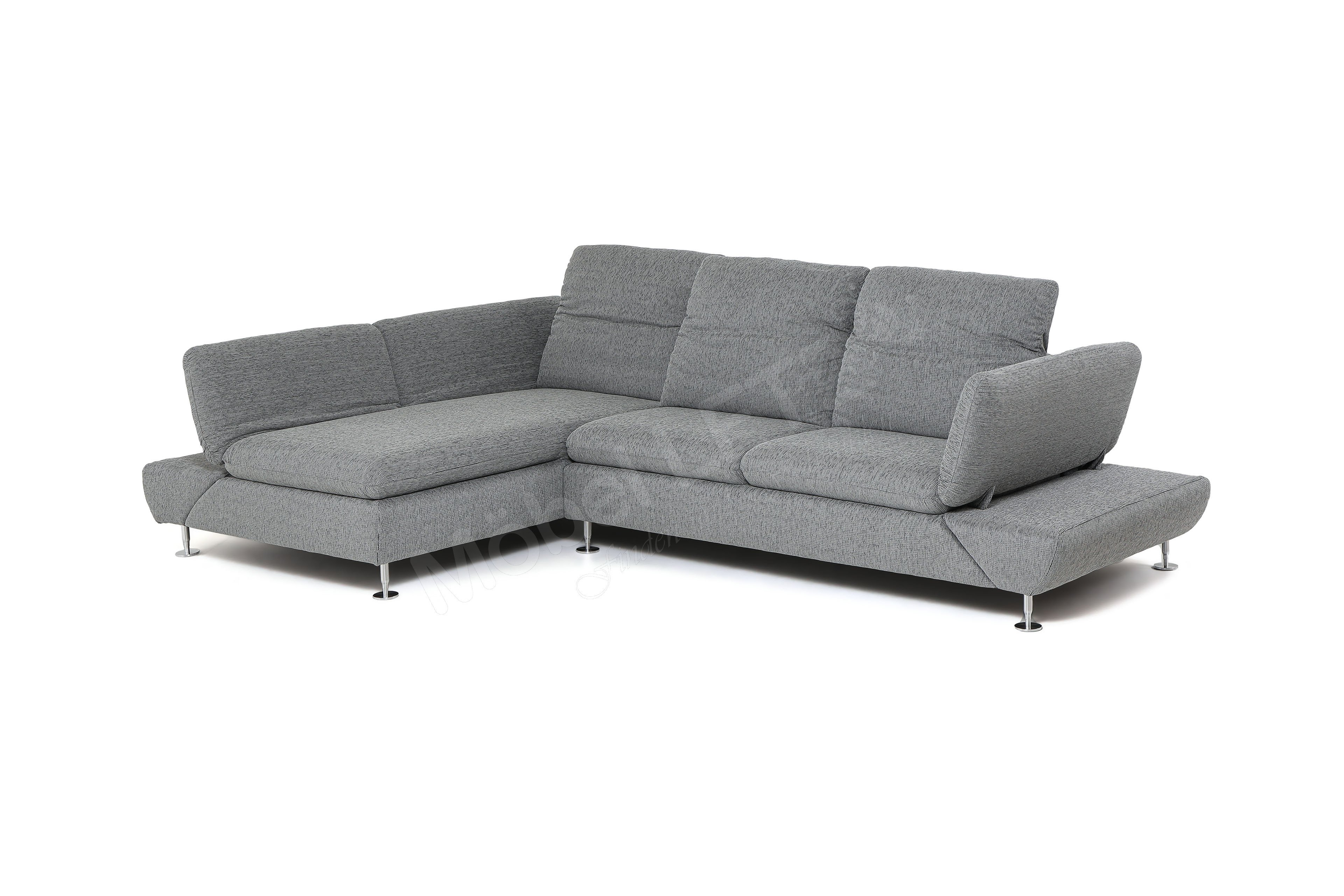 willi schillig 15278 taoo ecksofa in silbergrau m bel. Black Bedroom Furniture Sets. Home Design Ideas