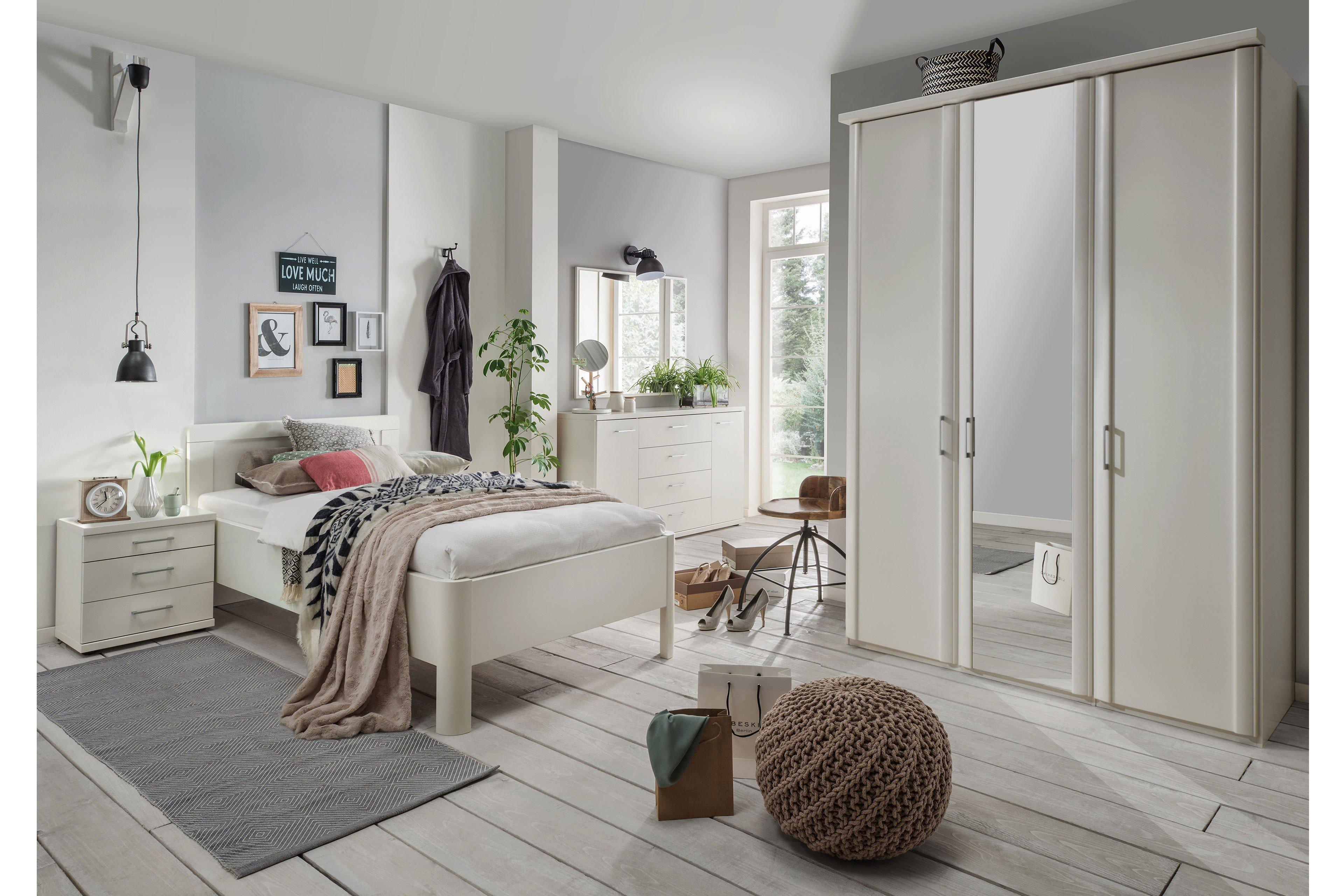 Wiemann Bern Single Schlafzimmer Weiß Möbel Letz Ihr Online Shop