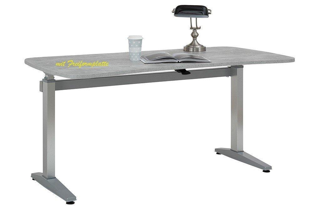 Maja Movedjust Schreibtisch Höhenverstellbar Möbel Letz Ihr