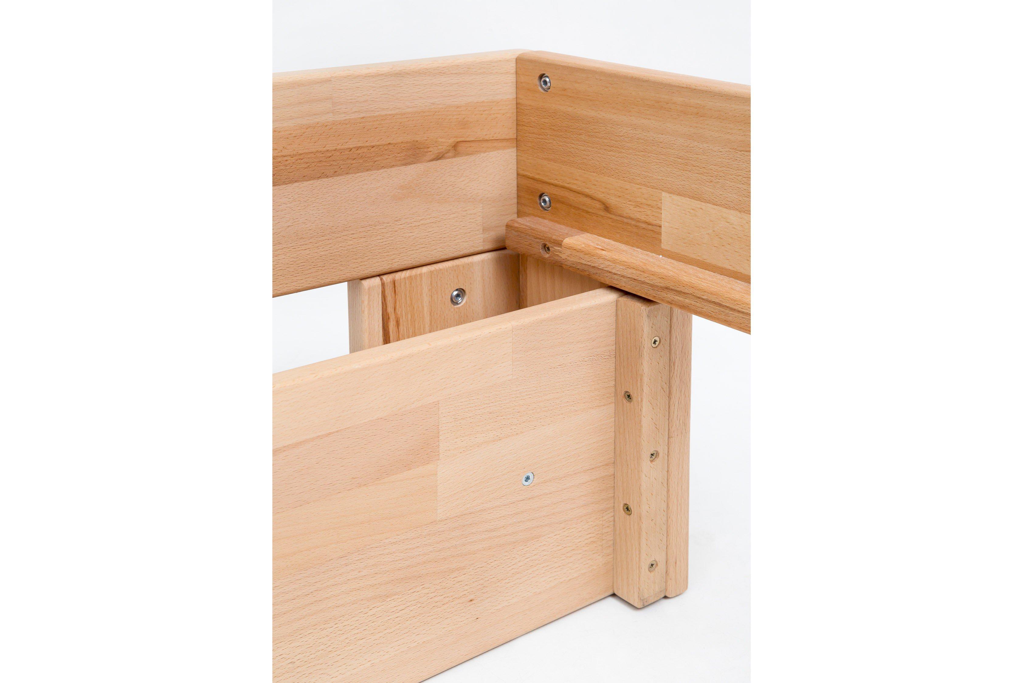 0ff8b53619 WOODLIVE Holzbett Easy Kernbuche geölt   Möbel Letz - Ihr Online-Shop