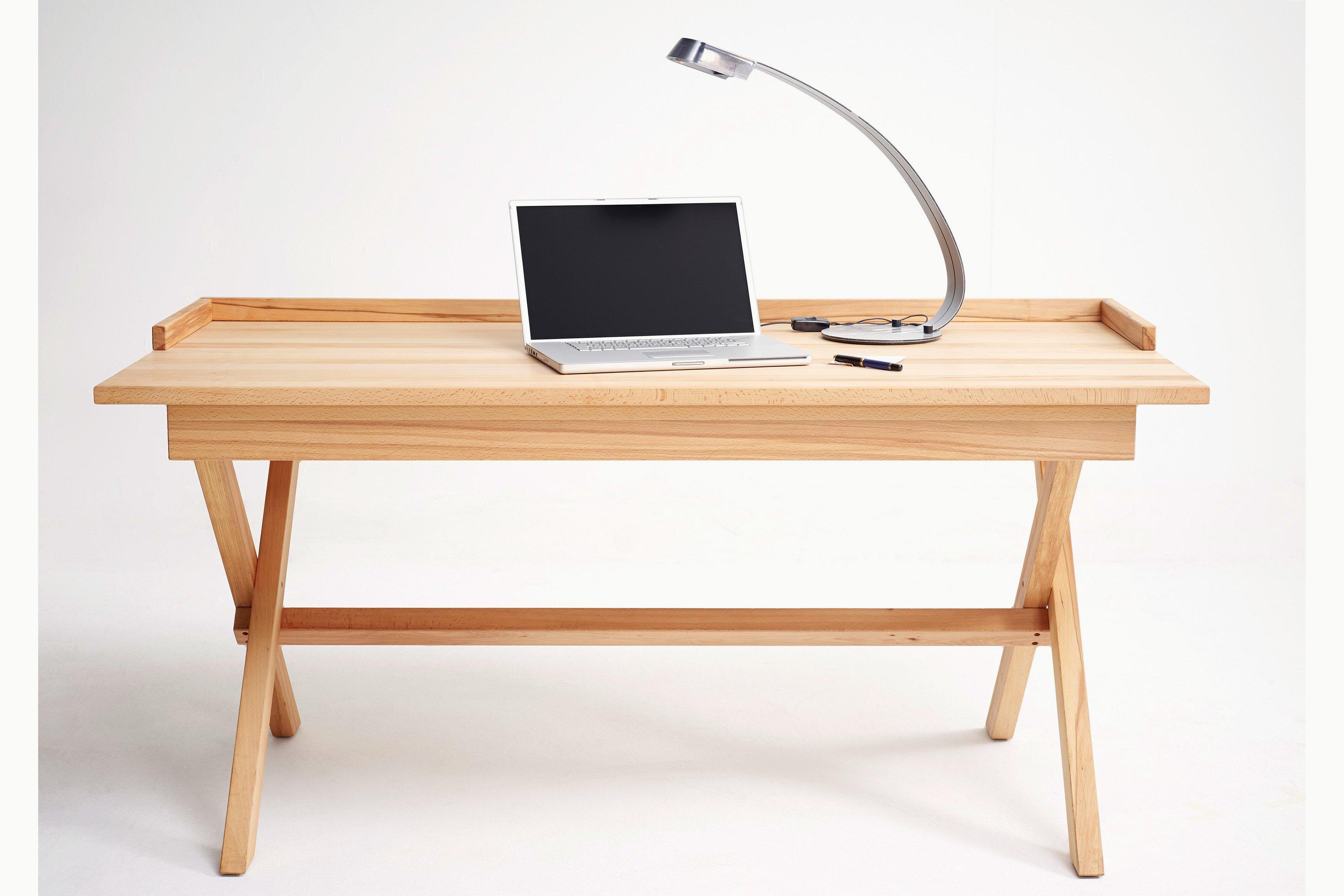 Gradel Schreibtisch 7030 Kernbuche Möbel Letz Ihr Online Shop