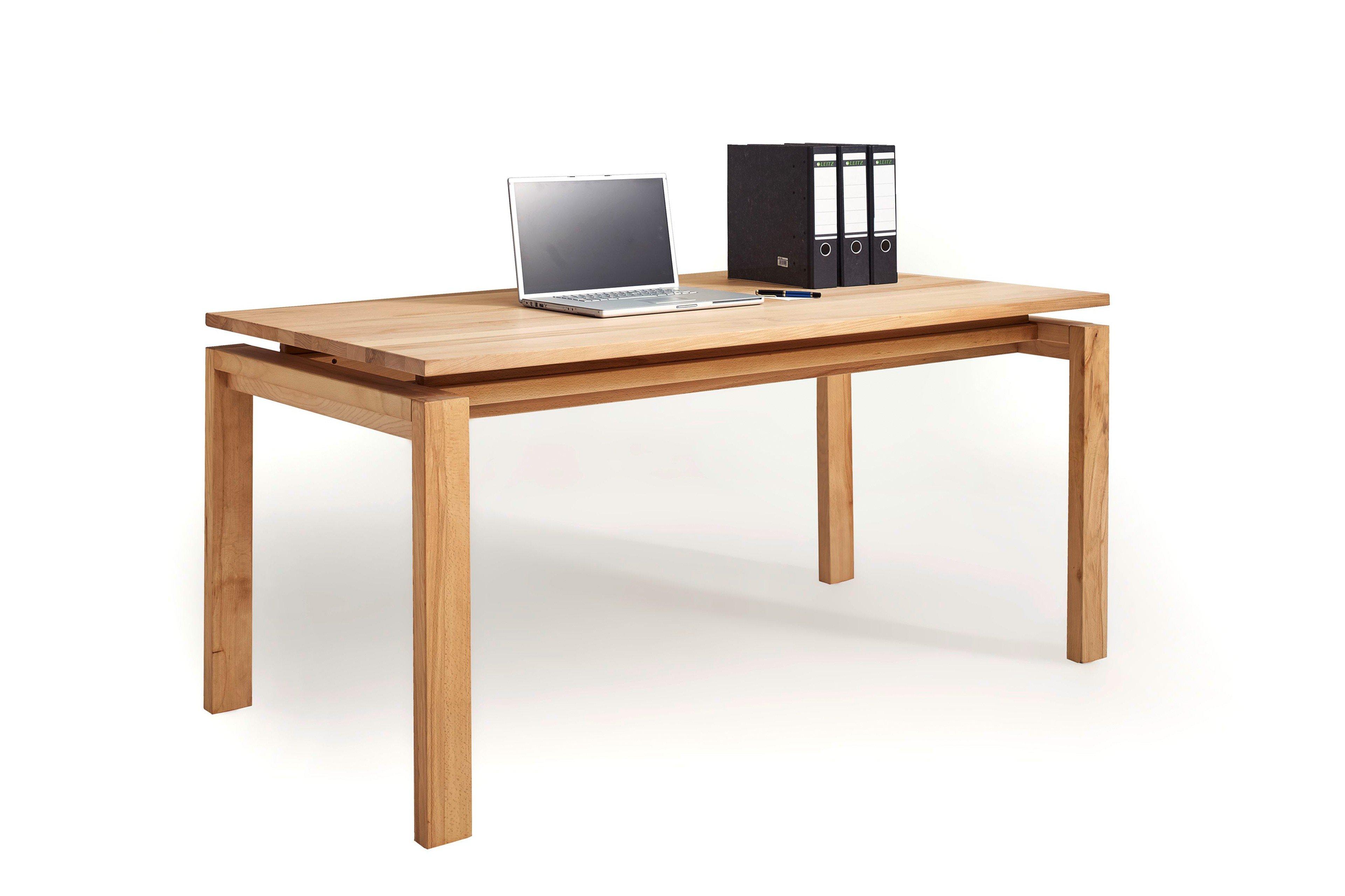 Gradel 7020 Schreibtisch Holz Kernbuche Möbel Letz Ihr Online Shop