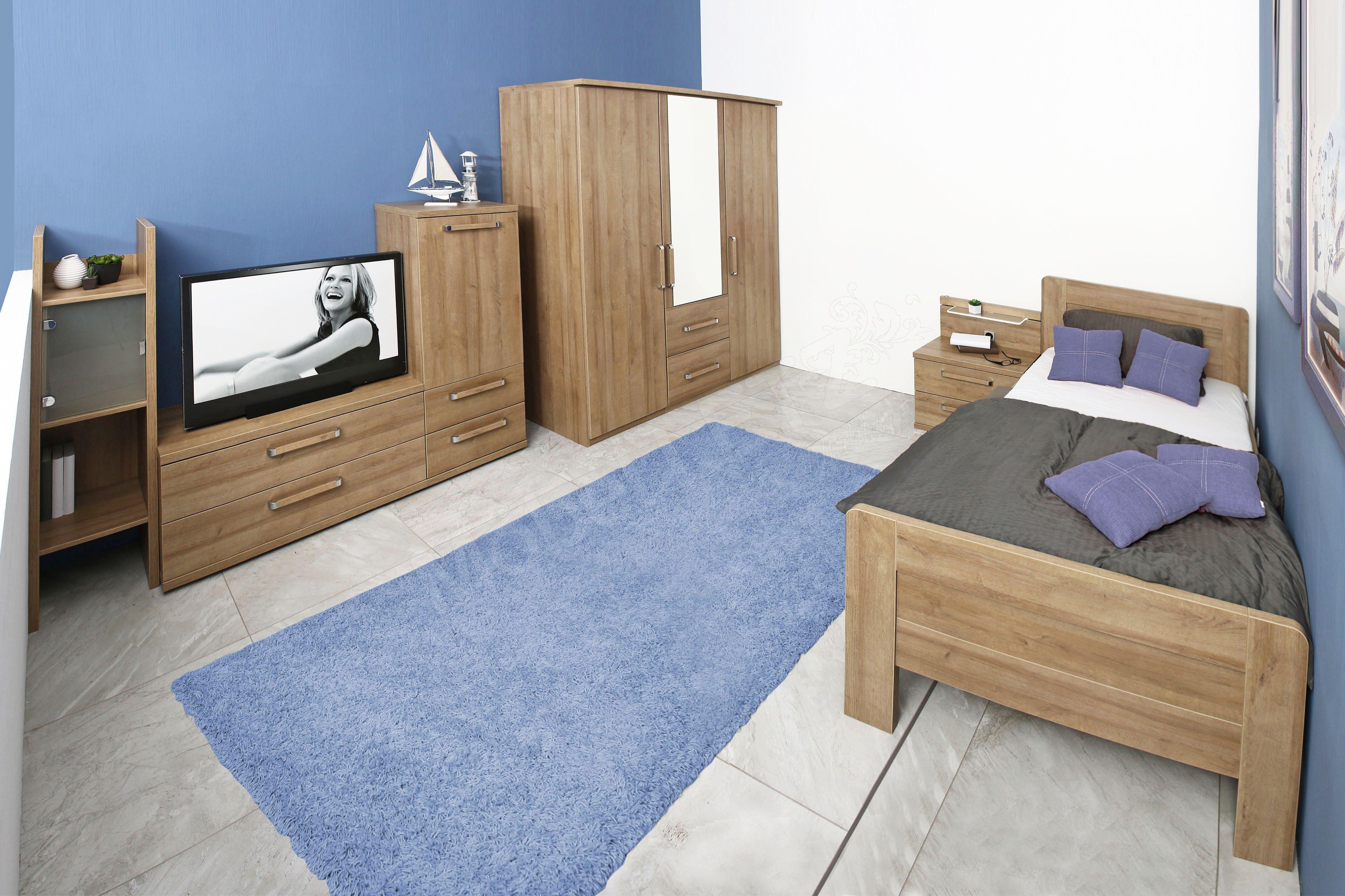 Rauch Komplett Schlafzimmer Emilia Eiche Möbel Letz Ihr Online Shop