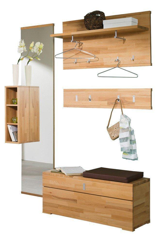 garderobe vido set 01 von bienenm hle m bel letz ihr online shop. Black Bedroom Furniture Sets. Home Design Ideas