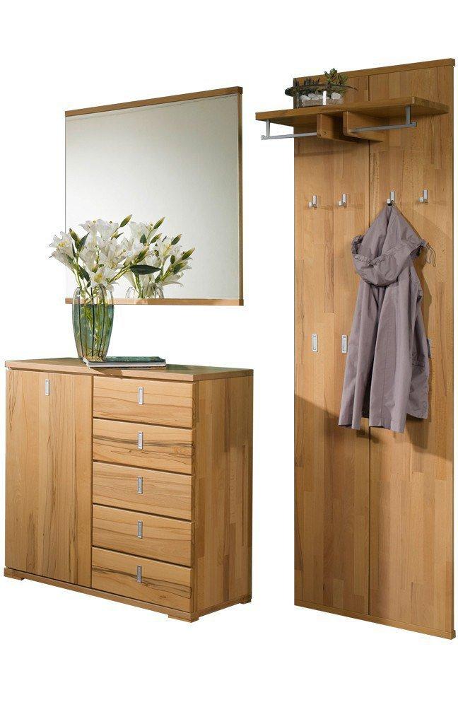 garderobe vido set 03 von bienenm hle m bel letz ihr online shop. Black Bedroom Furniture Sets. Home Design Ideas