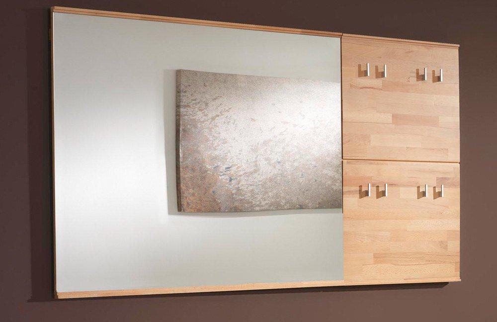 Vado von bienenm hle garderobe set 3 dielenm bel und for 3 teilige garderobe