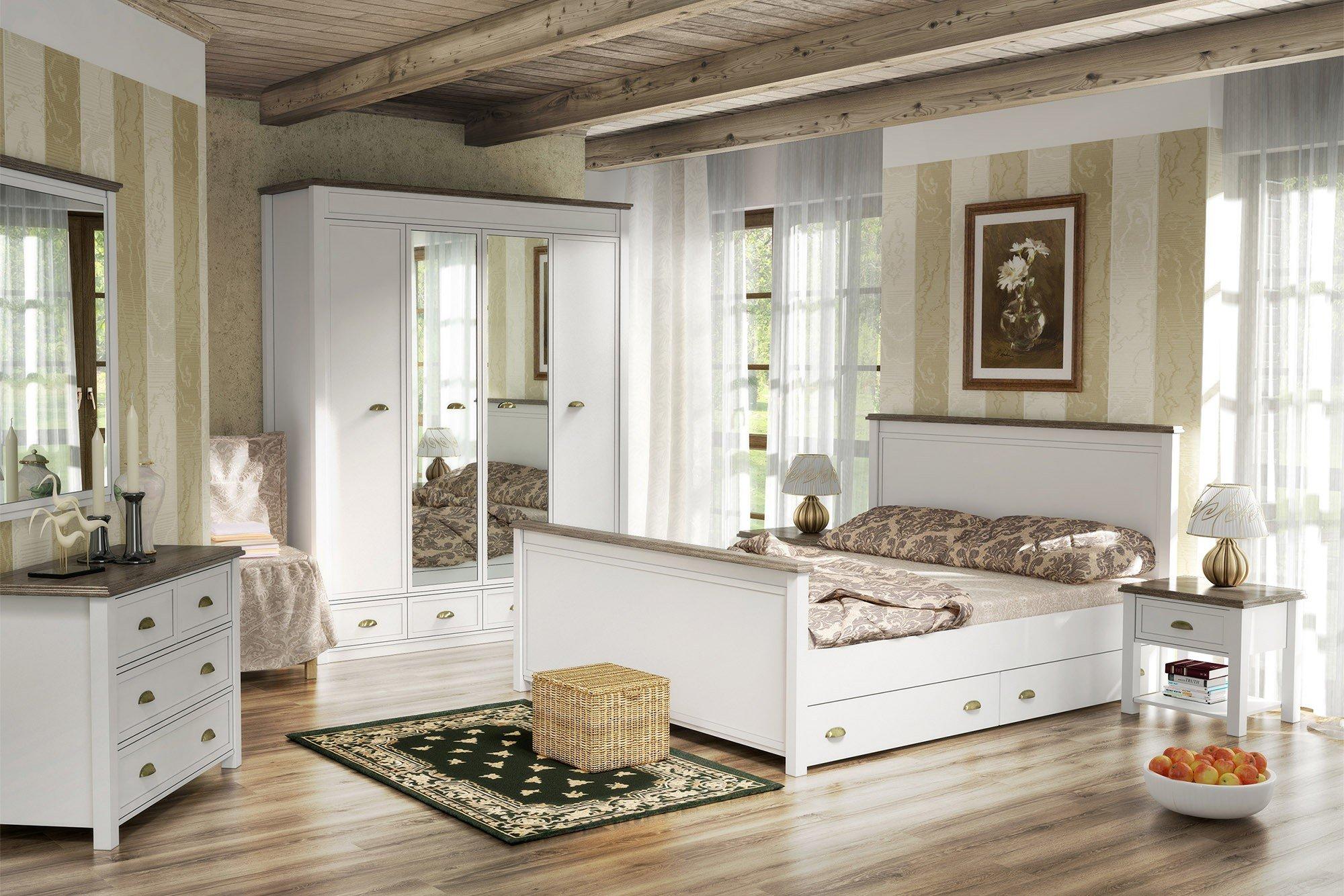 IMV Steinheim Chateau weißes Schlafzimmer-Set | Möbel Letz - Ihr ...