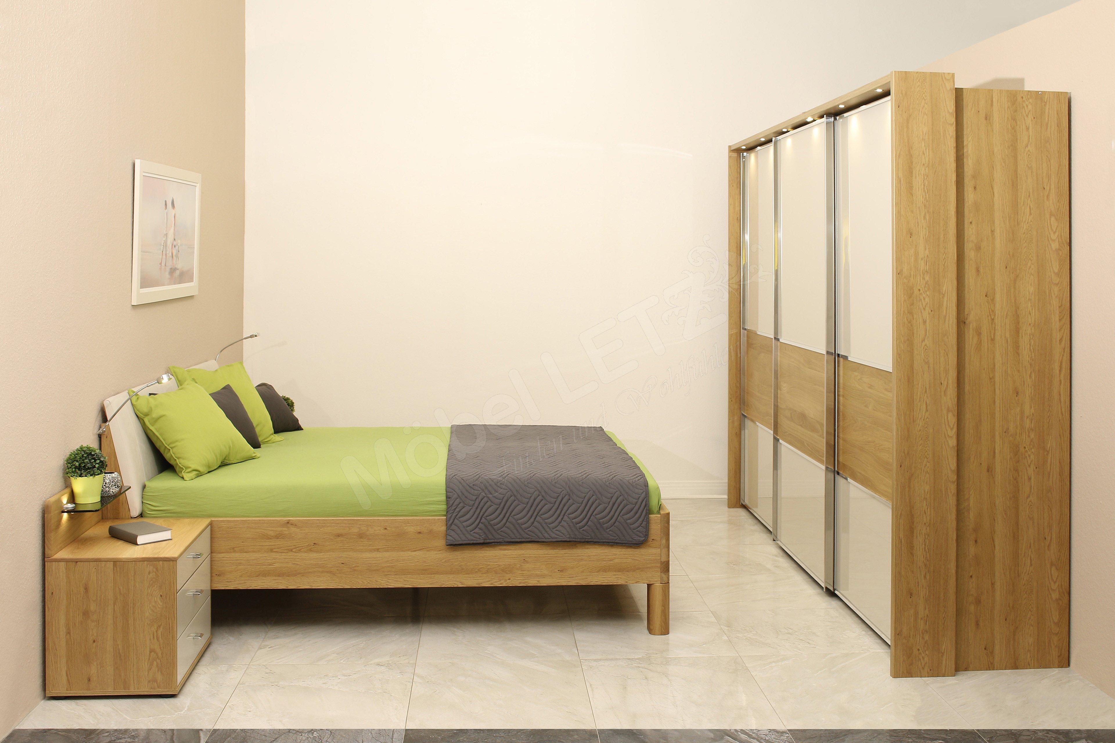 Casada Cesio Komplett Schlafzimmer Mit Beleuchtung Möbel Letz