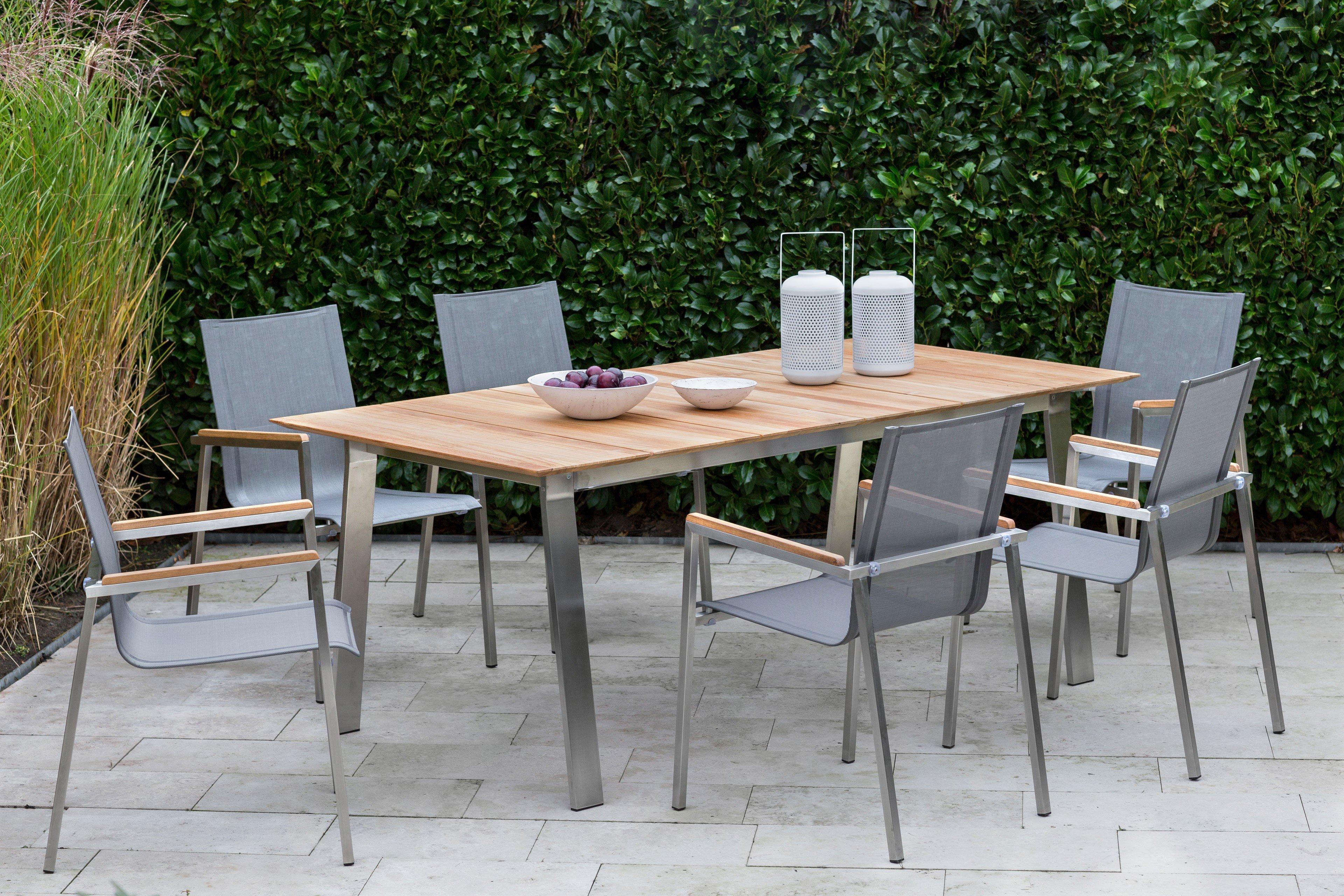 Niehoff Outdoor Küchen : Niehoff garden naja ii gartentisch möbel letz ihr online shop