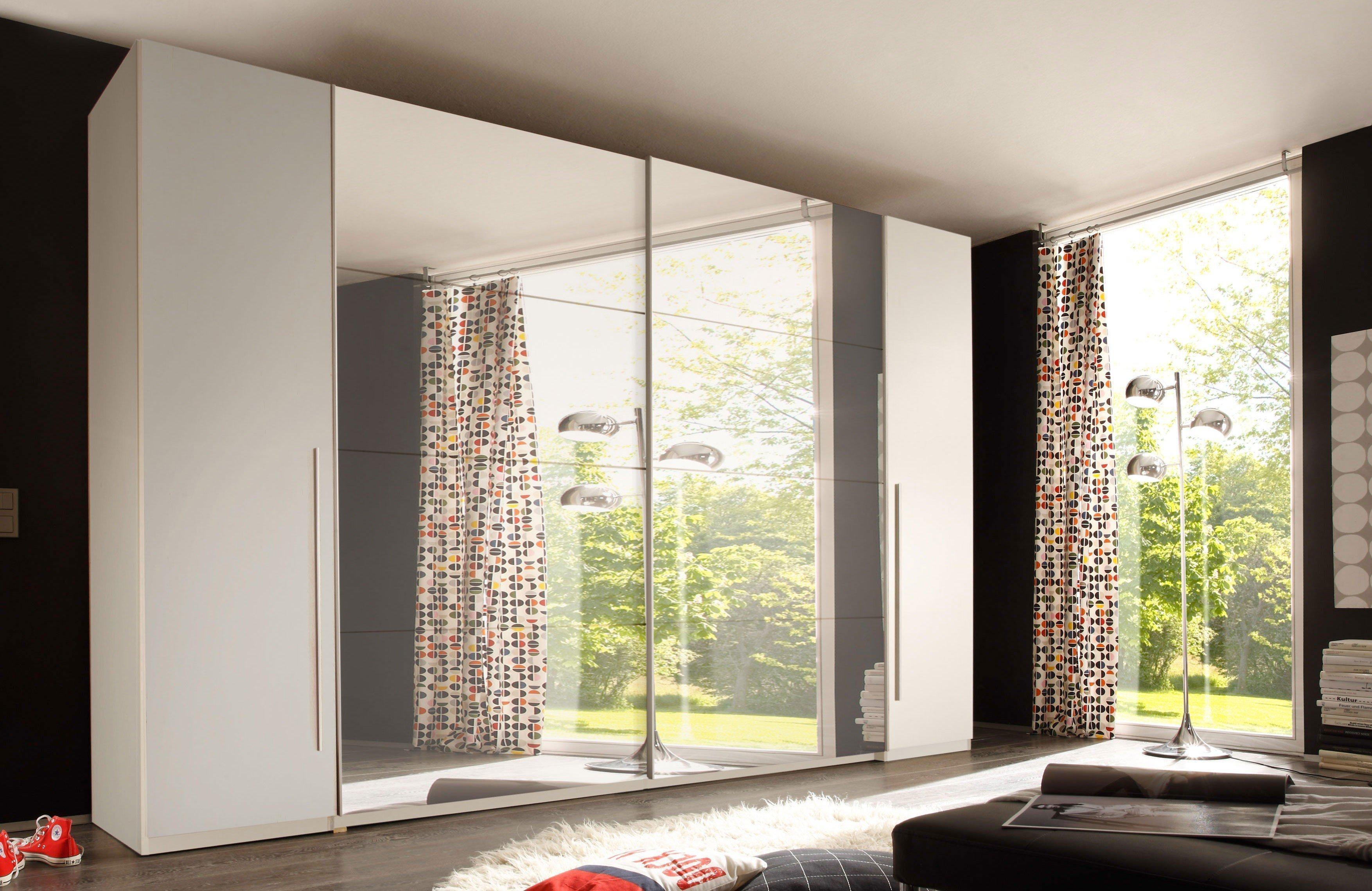 pol power match 2 spiegelt renschrank wei m bel letz. Black Bedroom Furniture Sets. Home Design Ideas