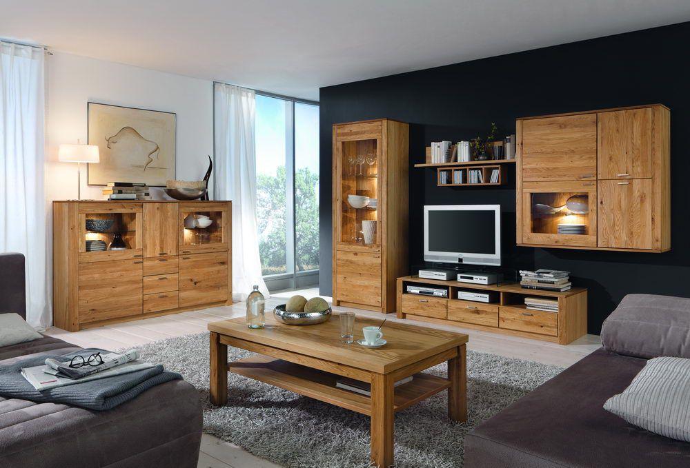 chalet möbel wohnzimmer:Wohnwand Chalet B1.973.11 von Kerkhoff. Möbel Letz – Ihr Online-Shop