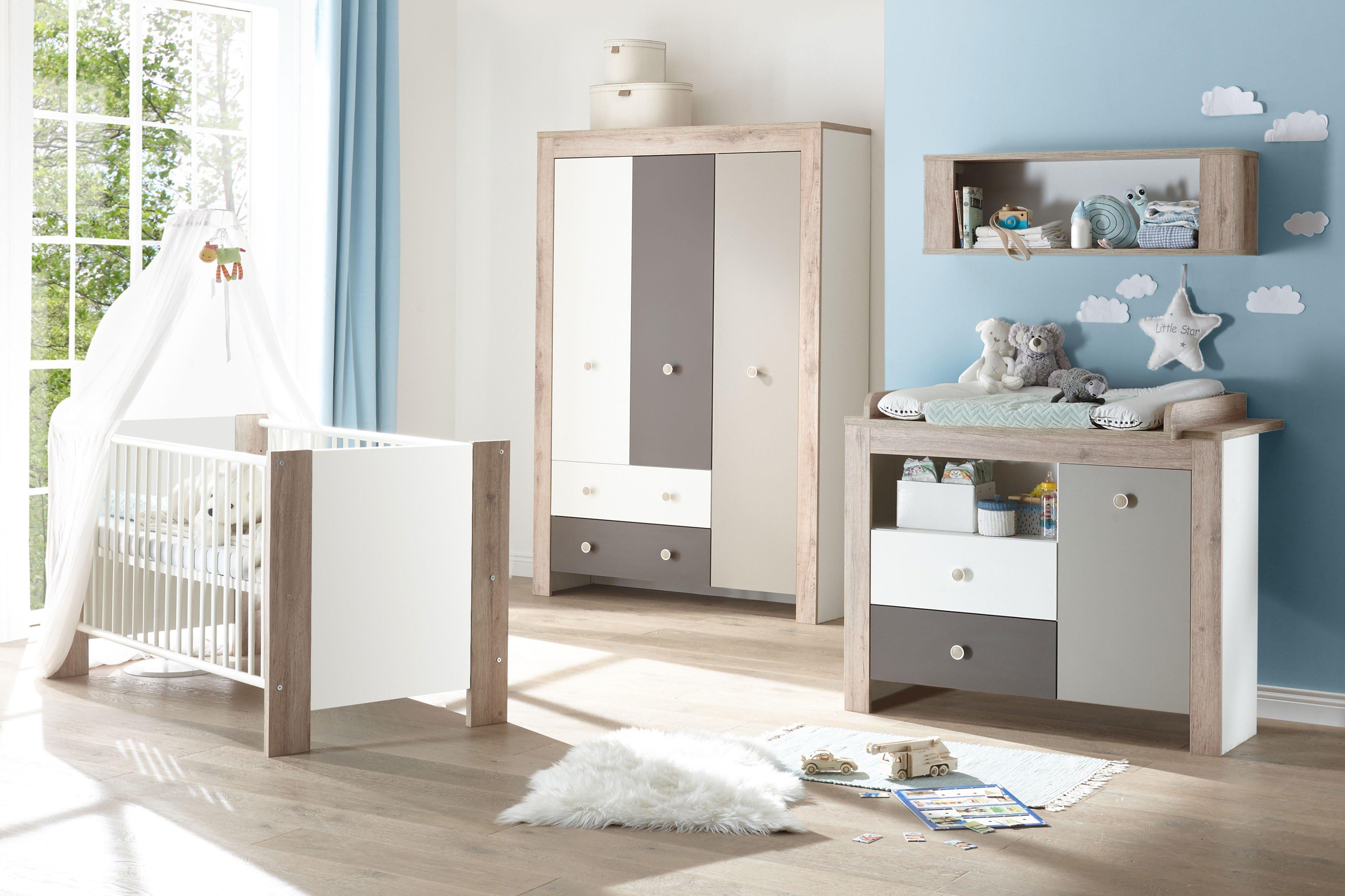 Bea von Mäusbacher - 3-teiliges Babyzimmer-Set
