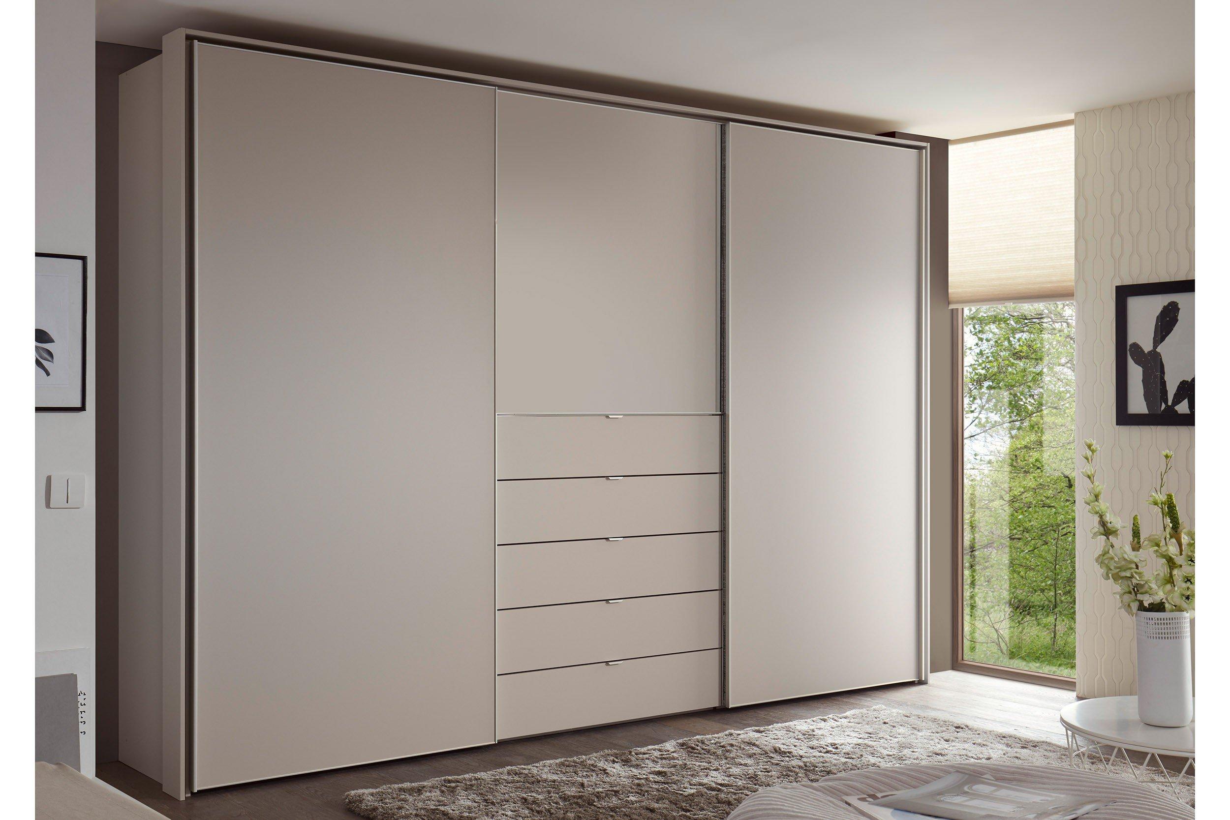 Schrank Sinfonie Plus von Staud Alpinweißglas | Möbel Letz