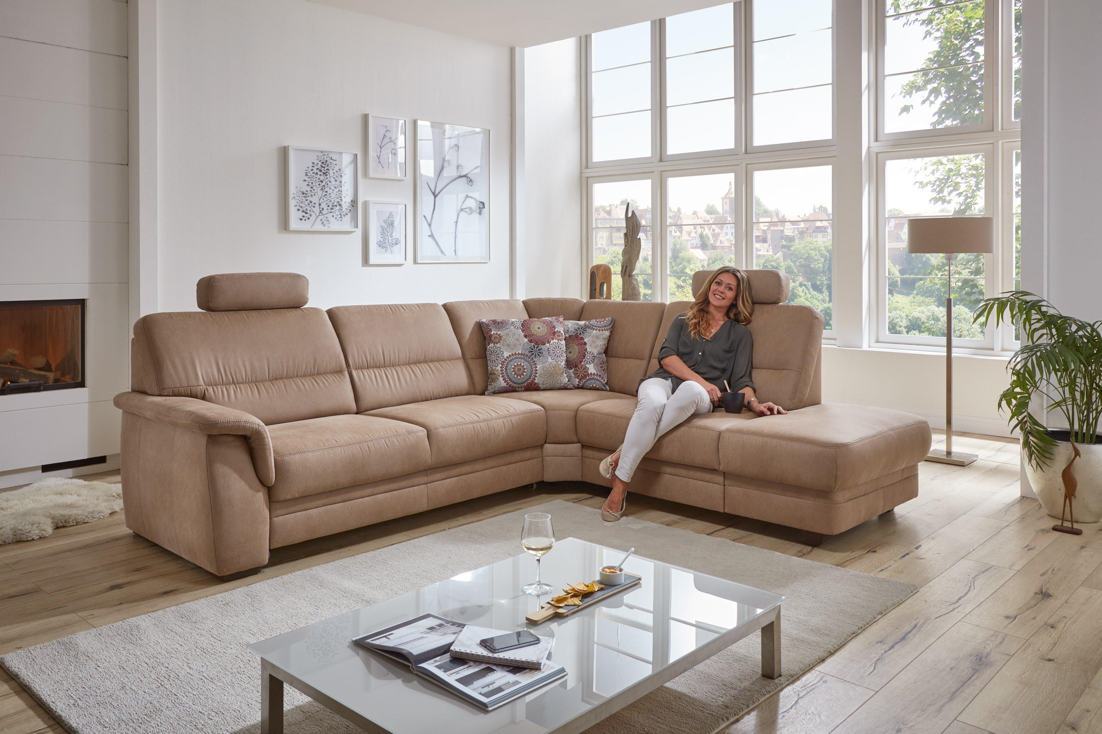 Polipol Licon Polsterecke Sand Möbel Letz Ihr Online Shop