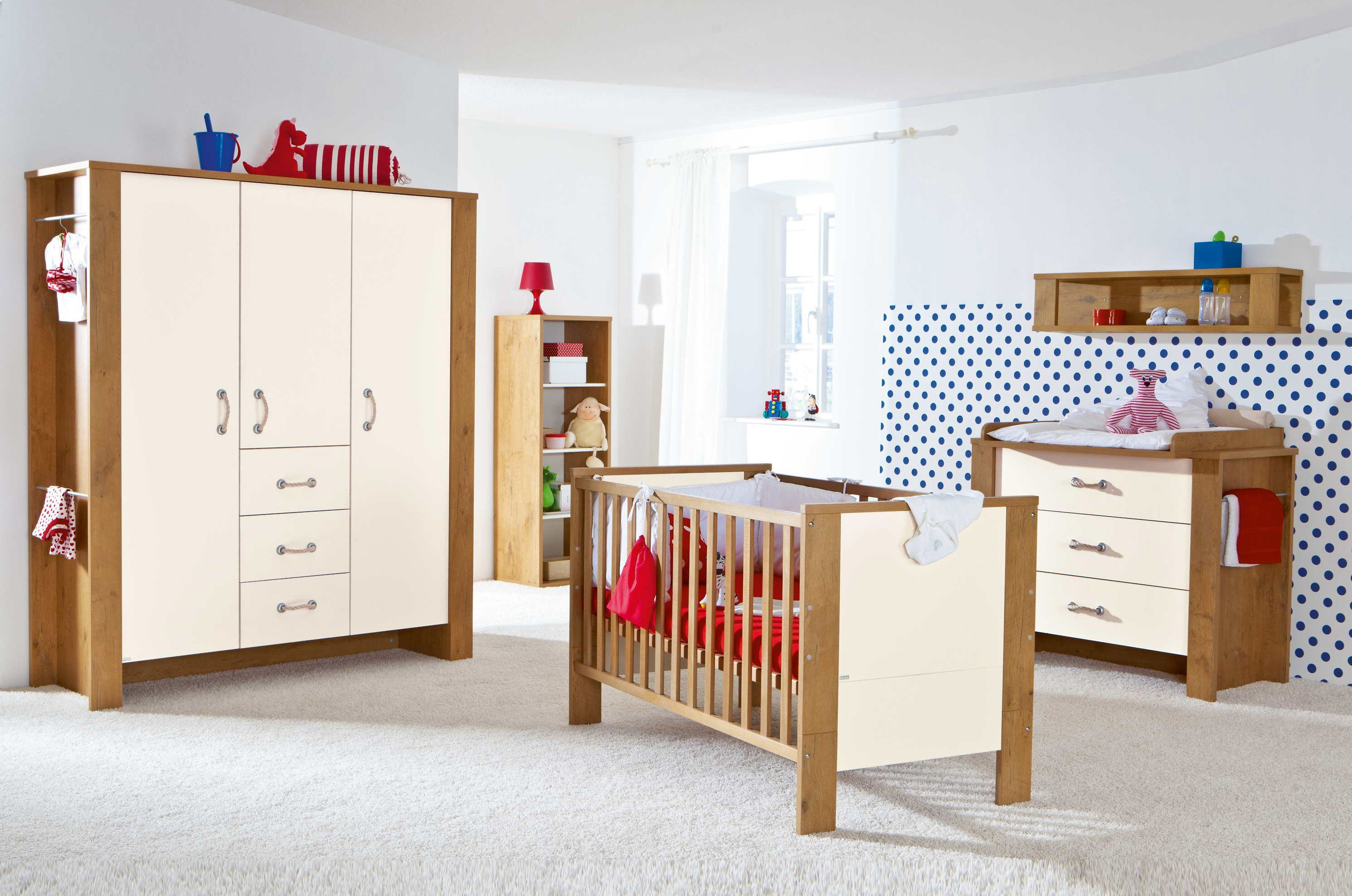 paidi babyzimmer henrik eiche m bel letz ihr online shop. Black Bedroom Furniture Sets. Home Design Ideas