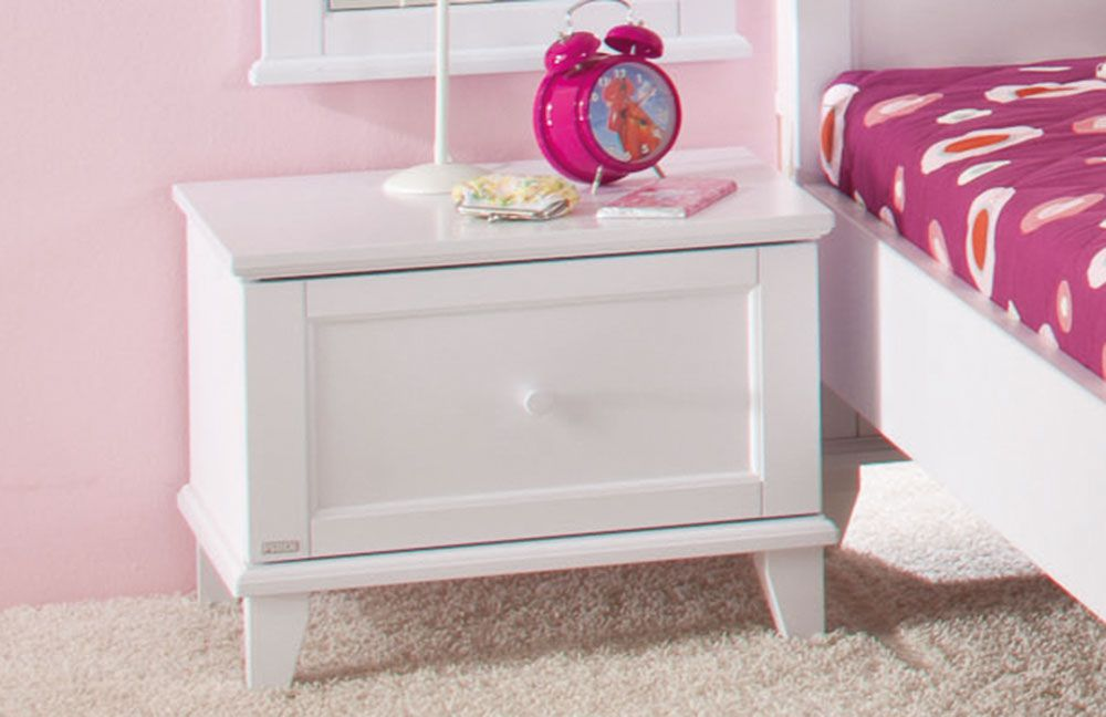 kinderbett sophia von paidi flexibel und elegant m bel. Black Bedroom Furniture Sets. Home Design Ideas