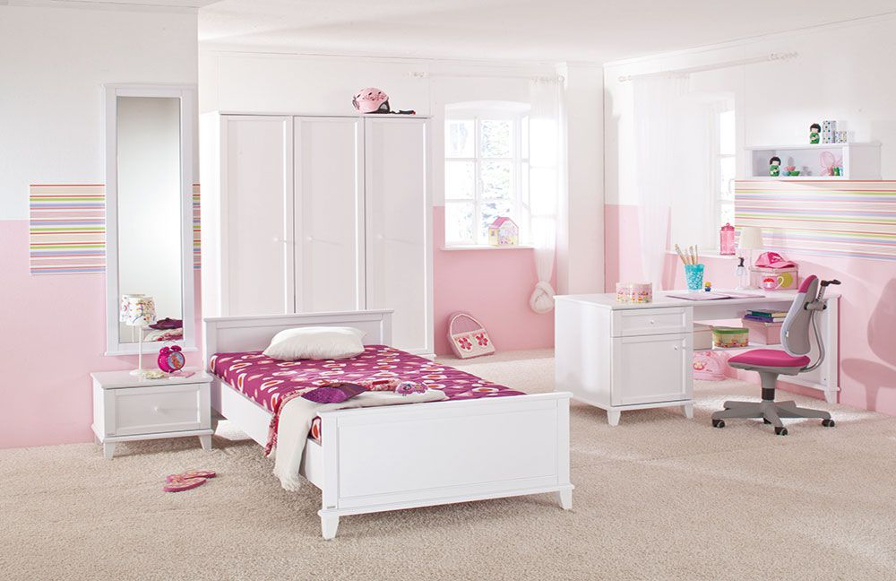 paidi kinderzimmer sophia mit traumbett m bel letz ihr. Black Bedroom Furniture Sets. Home Design Ideas