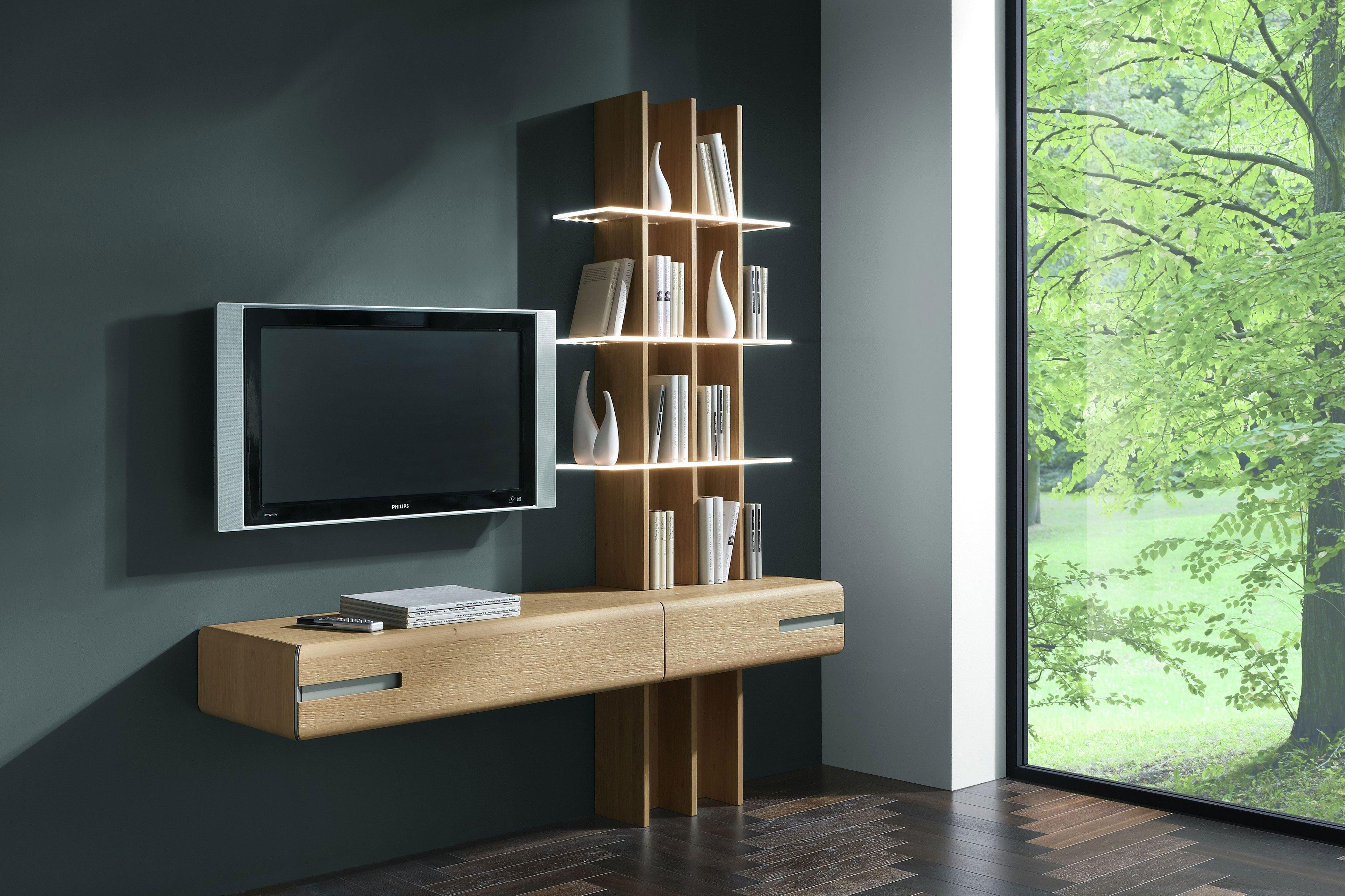 5973257ec627db Casa von Thielemeyer - Lowboard-Regal-Kombination Eiche