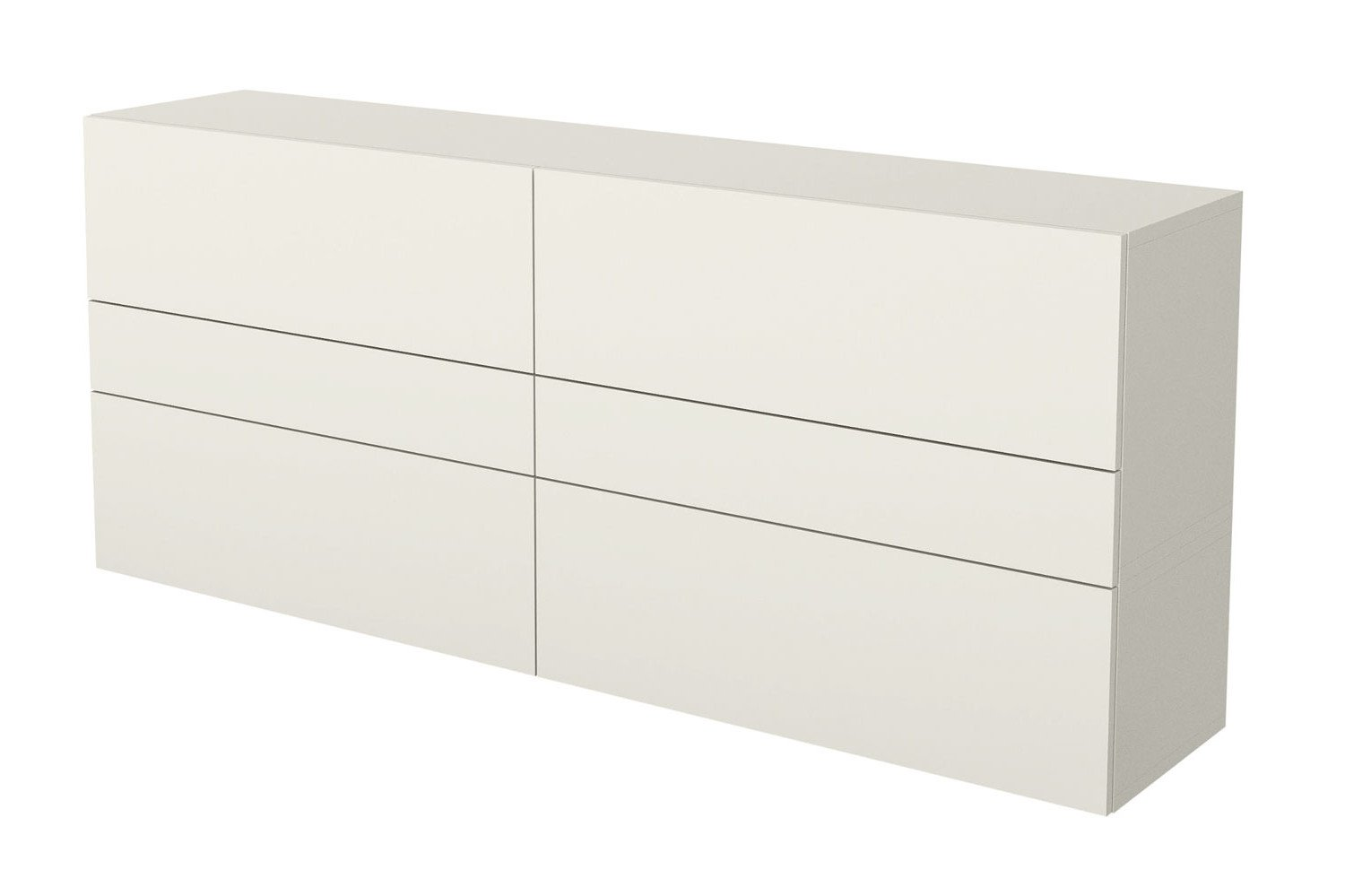 now for you von hulsta sideboard schneeweiss lack reinweiss