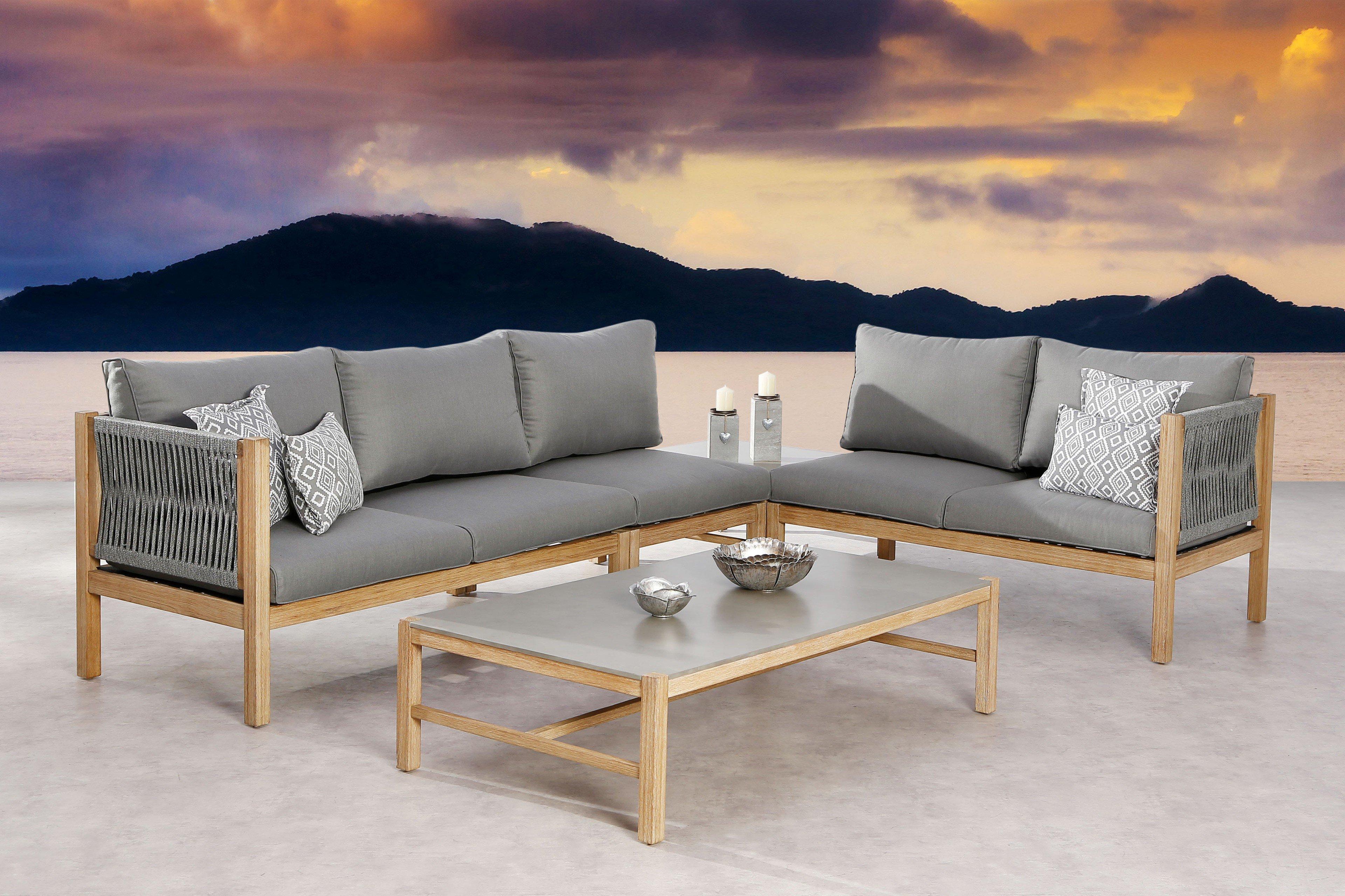 Best Gartenmöbel Lounge Madagaskar Grandis Hartholz Möbel Letz