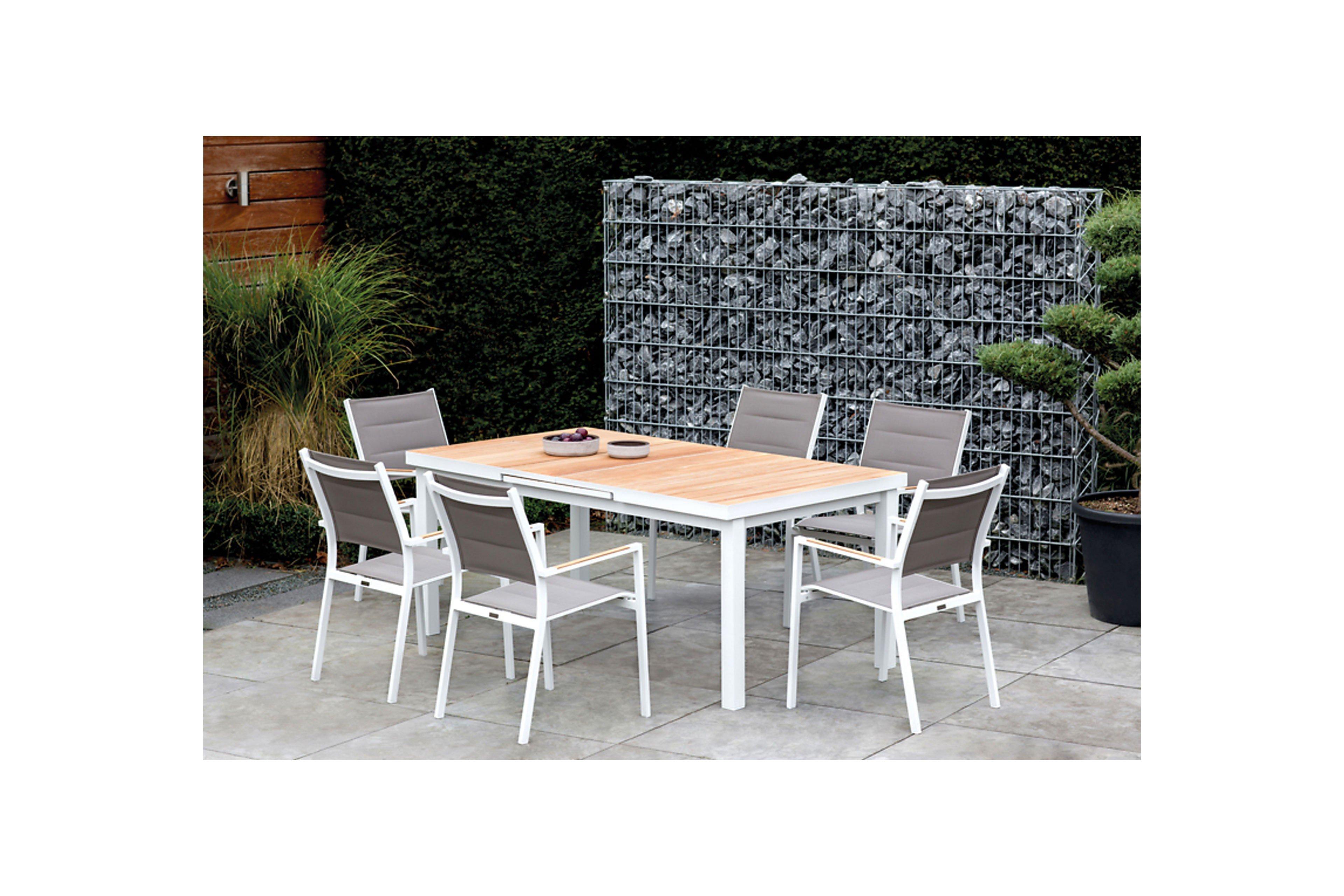 Niehoff Garden Nantes Gartentisch Mit Auszug Möbel Letz Ihr