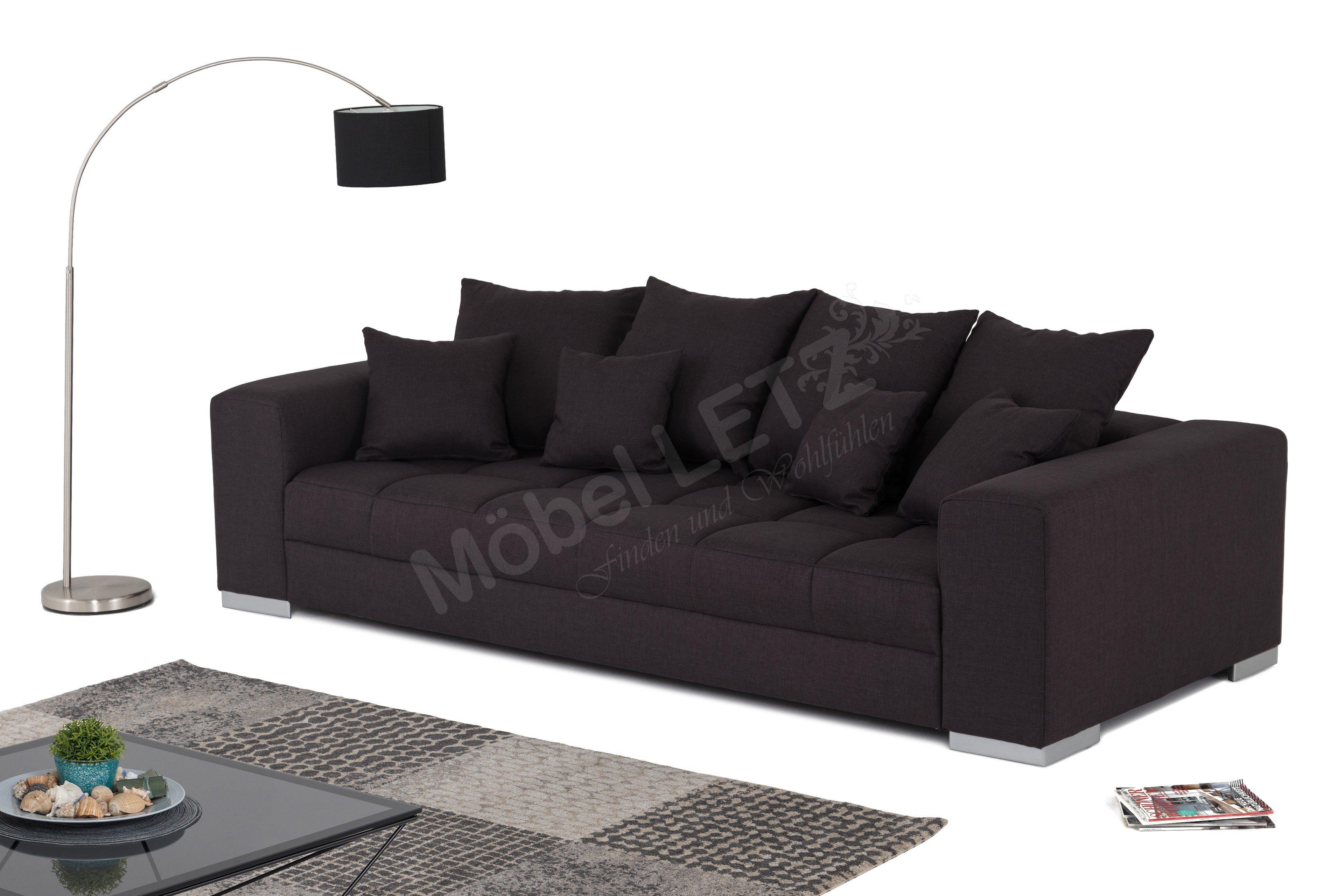 Kollektion Letz Carolin Megasofa Braun Möbel Letz Ihr Online Shop