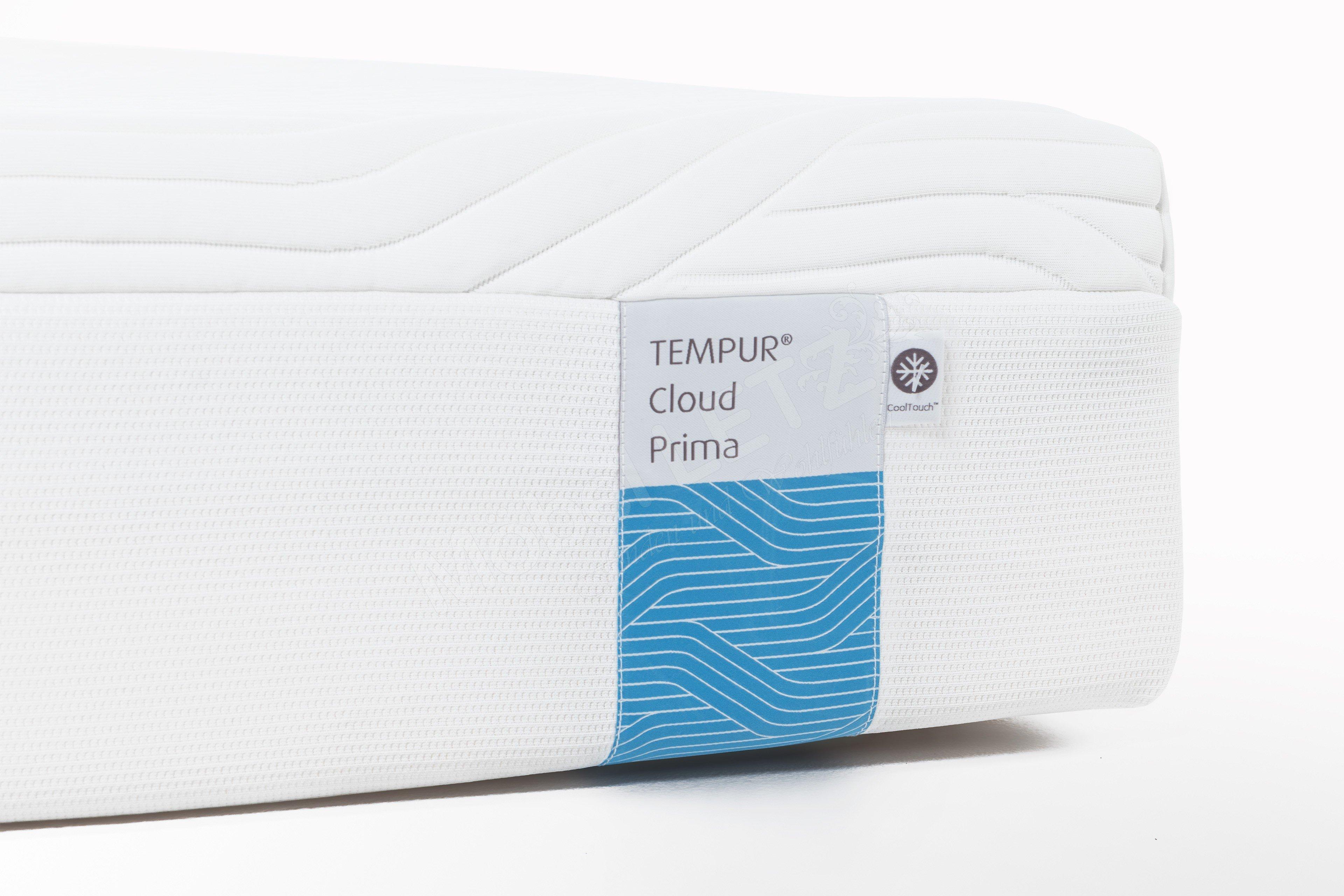 ba4a523c840e0a Tempur Cloud Prime Matratze - für ein weicheres Liegegefühl
