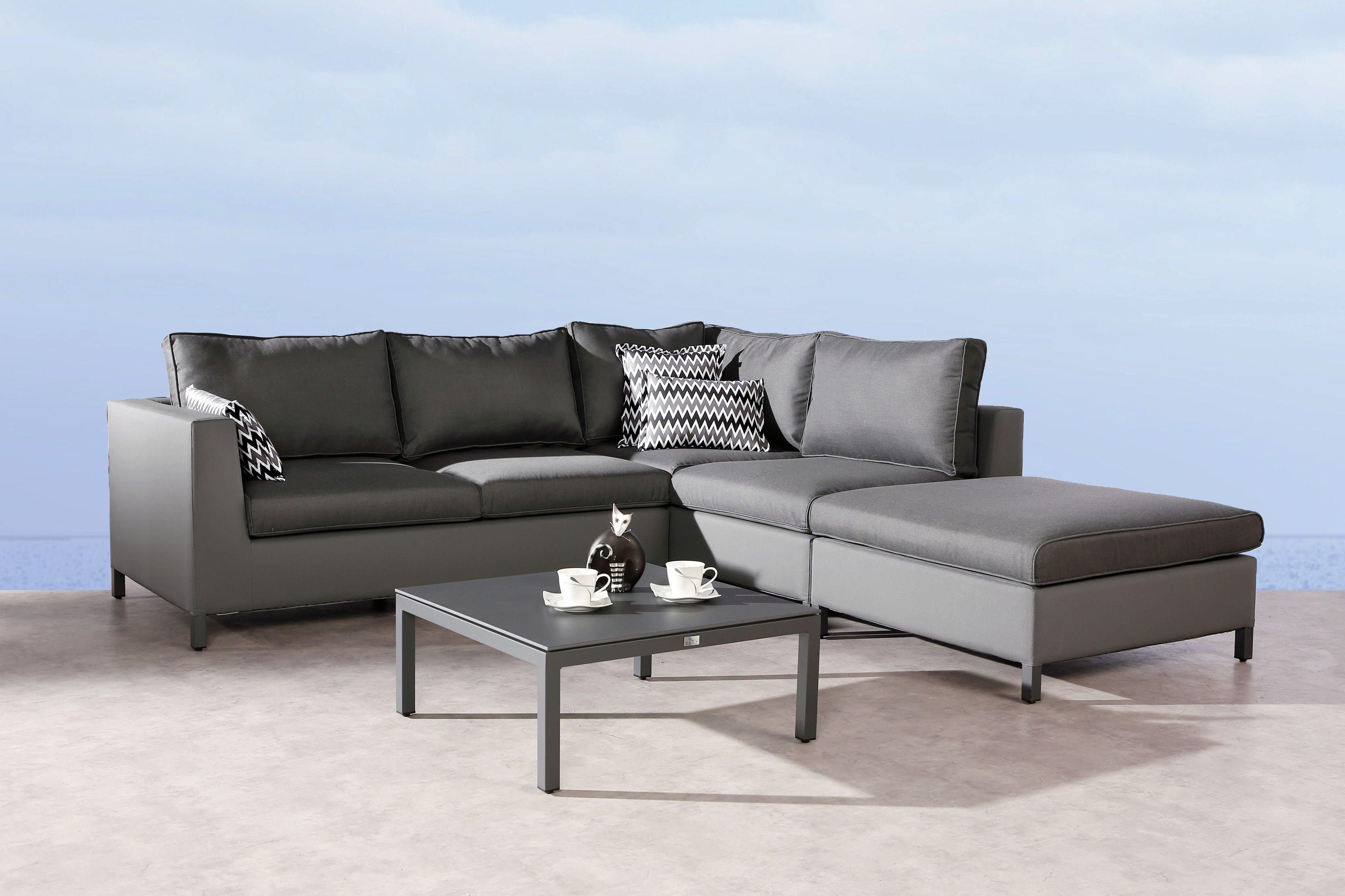 Best Gartenmöbel Lounge Trinidad Anthrazit Möbel Letz Ihr Online