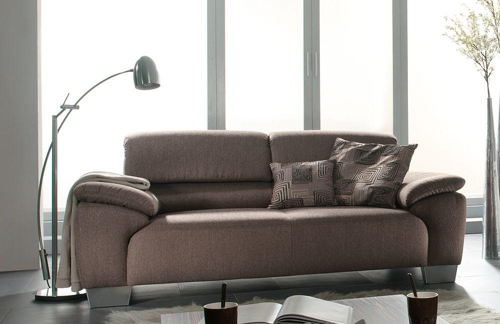 ponsel milano sofagruppe braun m bel letz ihr online shop. Black Bedroom Furniture Sets. Home Design Ideas
