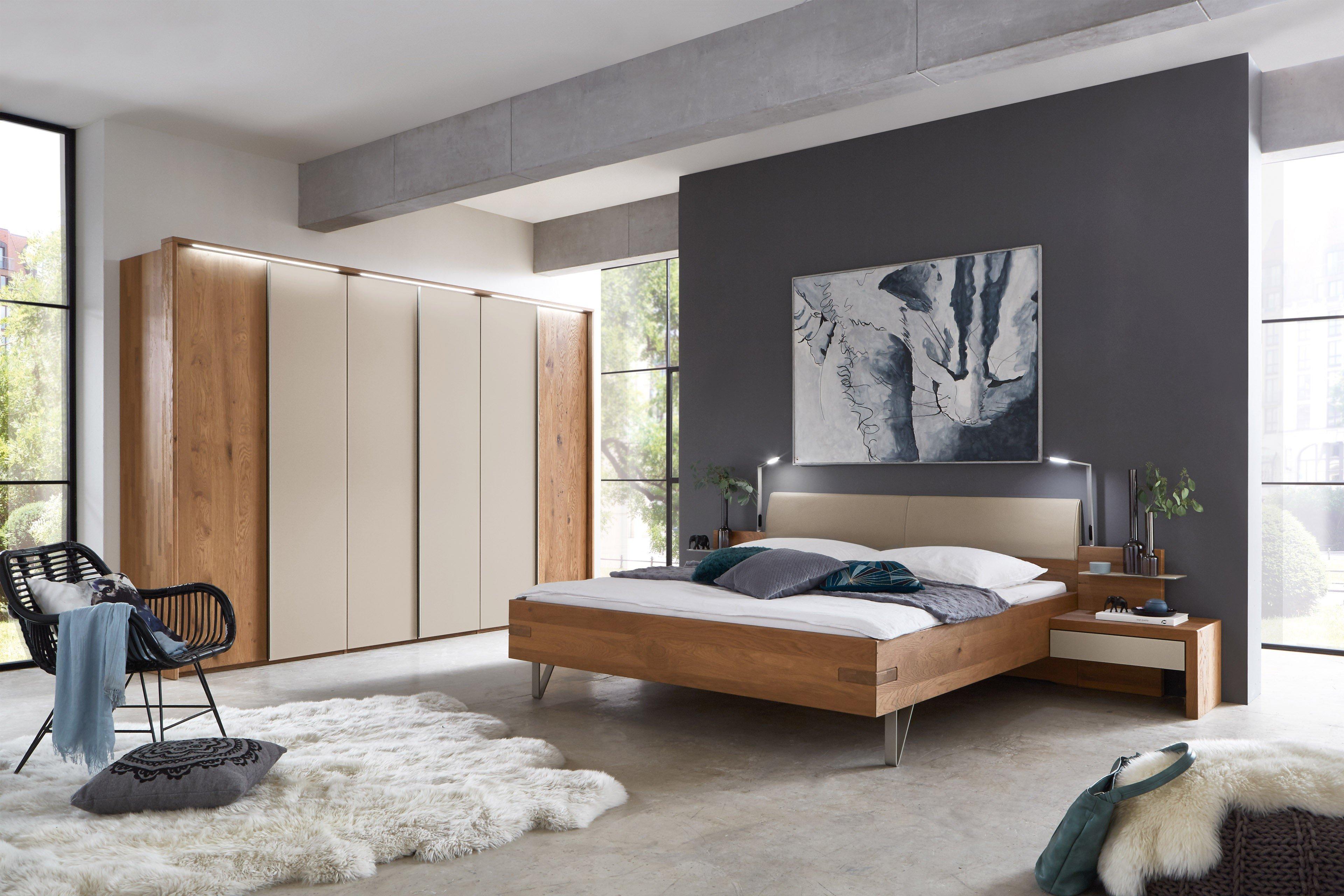 WSM 2400 Wöstmann Schlafzimmer Wildeiche/ savanne | Möbel Letz - Ihr  Online-Shop