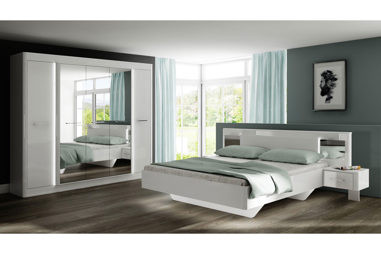 Forestdream Cristal Schlafzimmer Set 2 Teilig Möbel Letz Ihr