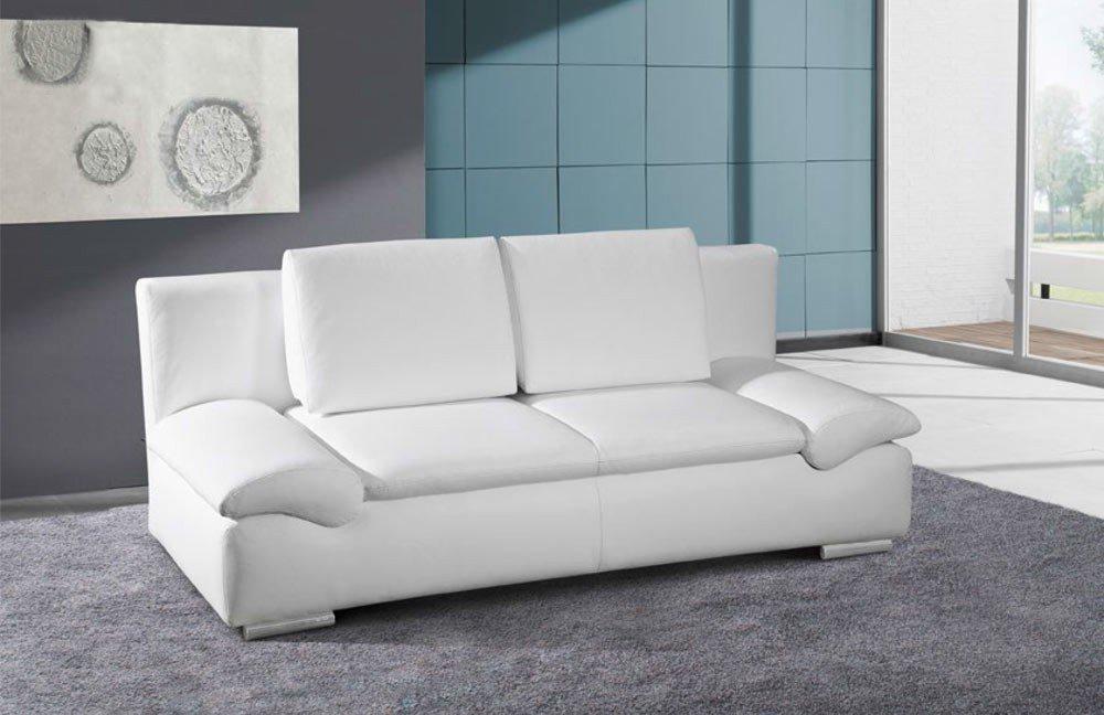 nina von restyl schlafsofa wei schlafsofas g nstig online kaufen sofa couch schlafsofa zum. Black Bedroom Furniture Sets. Home Design Ideas