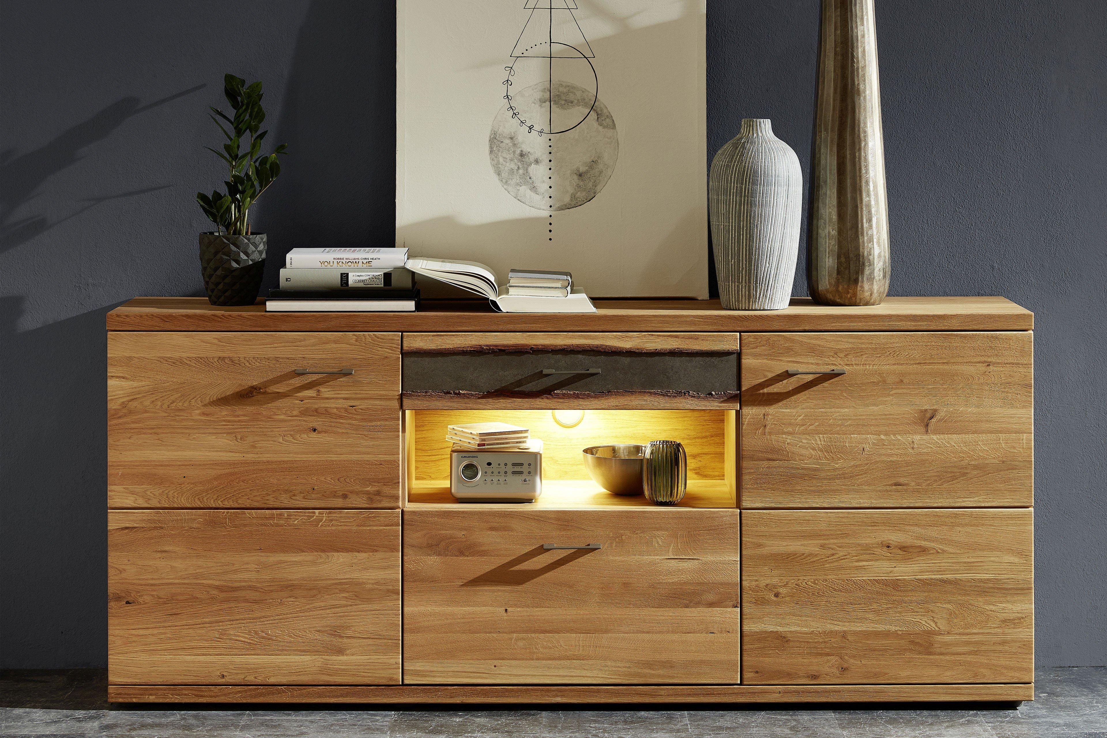 Wohn Concept Sideboard Crusty Wildeiche Mobel Letz Ihr Online Shop