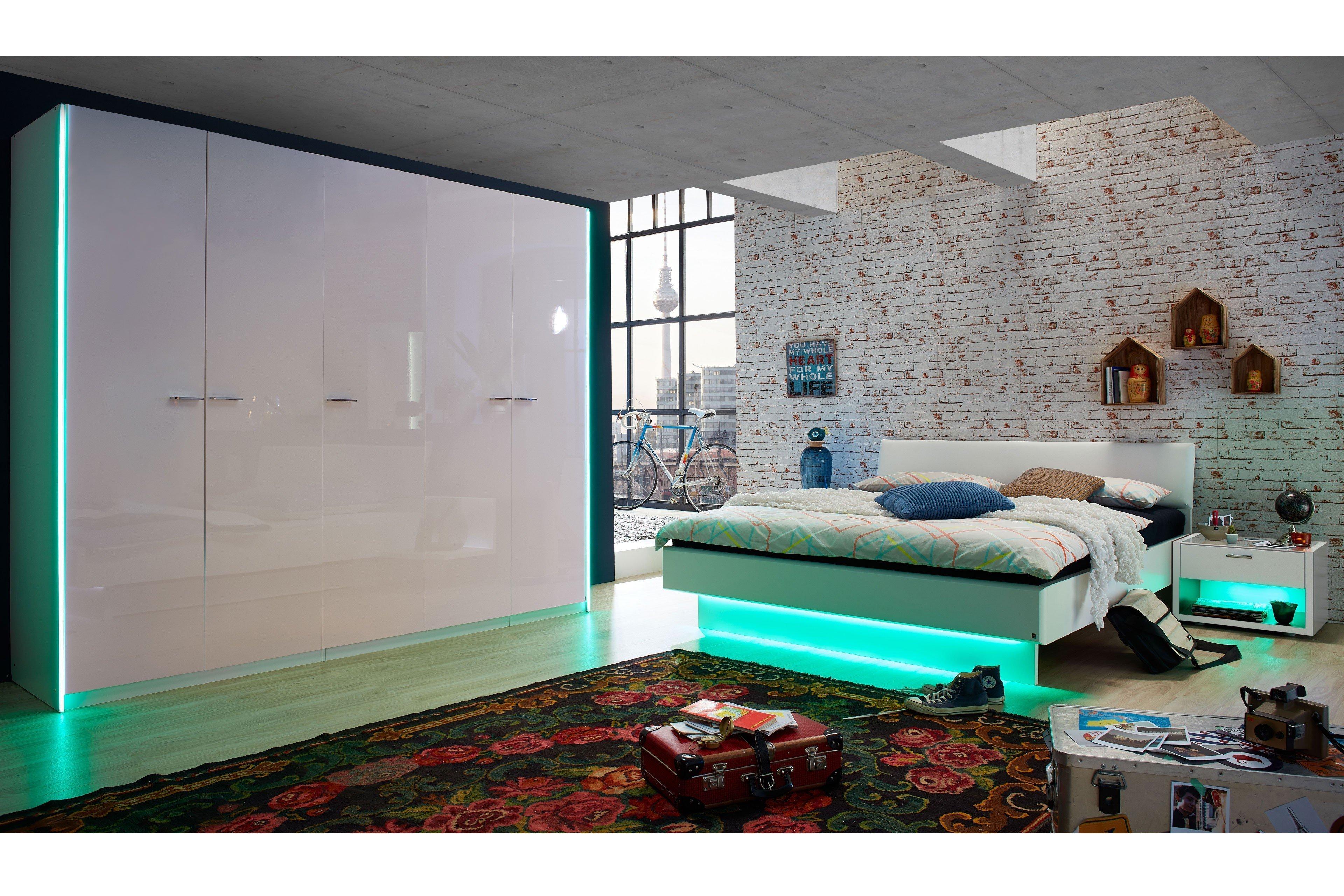 JOY von LEONARDO living - Schlafzimmer-Set 4-teilig