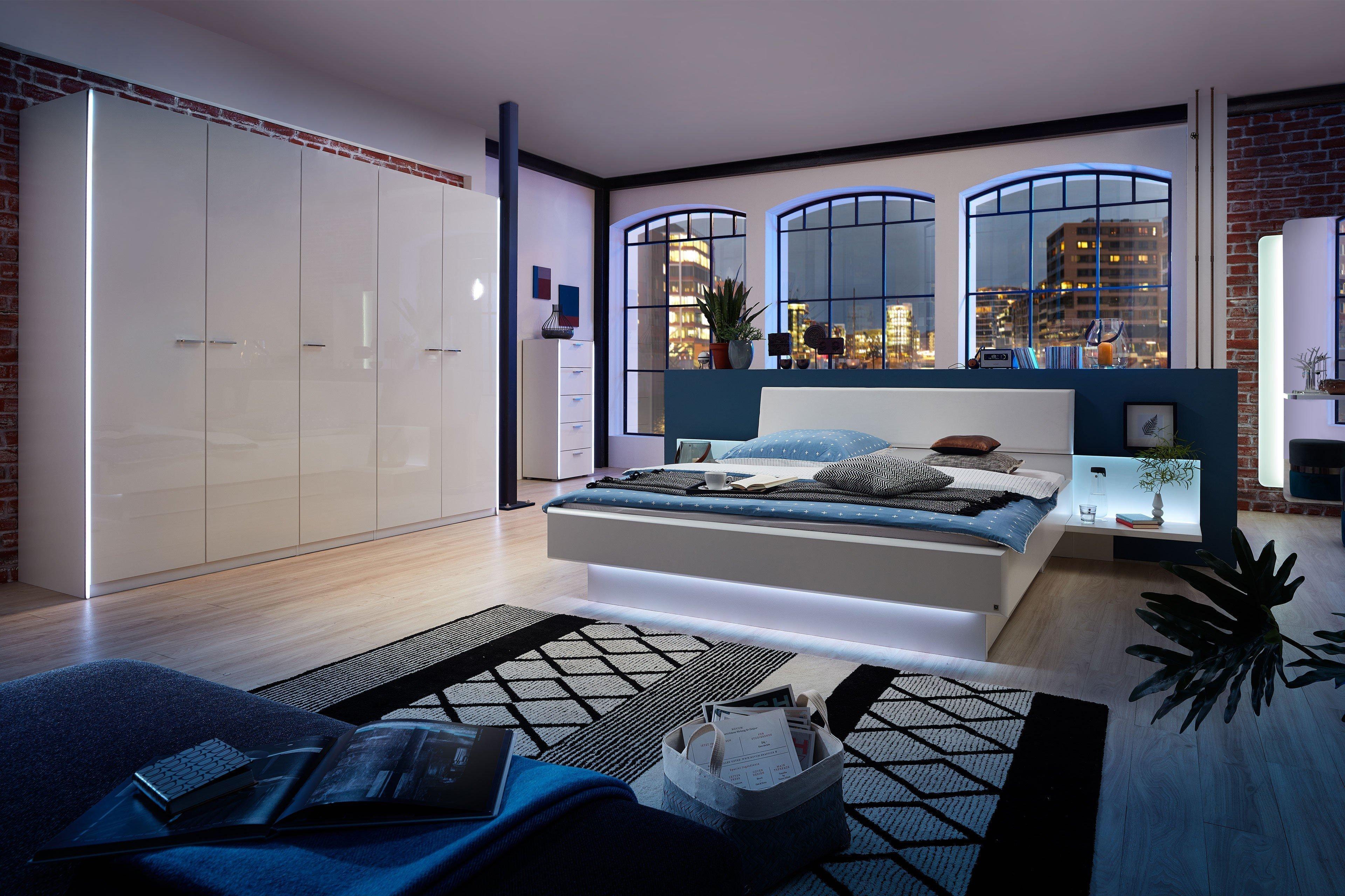 JOY von LEONARDO living - 2-teilige Schlafzimmer-Kombination