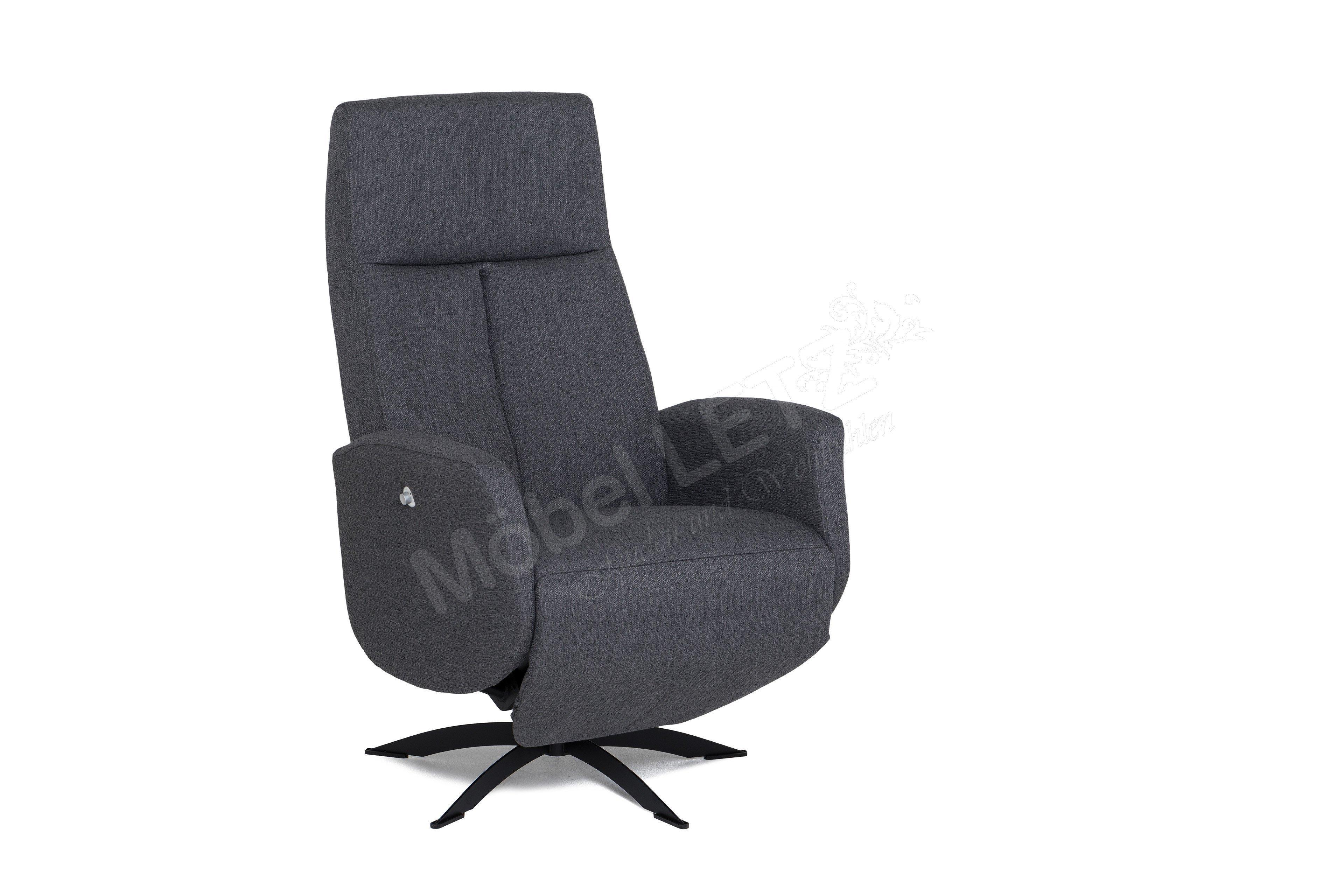 Hjort Knudsen 7091 Funktionssessel In Anthrazit Mobel Letz Ihr Online Shop