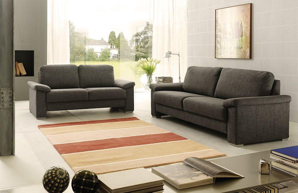 carina polsterm bel casaro garnitur graphite m bel letz ihr online shop. Black Bedroom Furniture Sets. Home Design Ideas