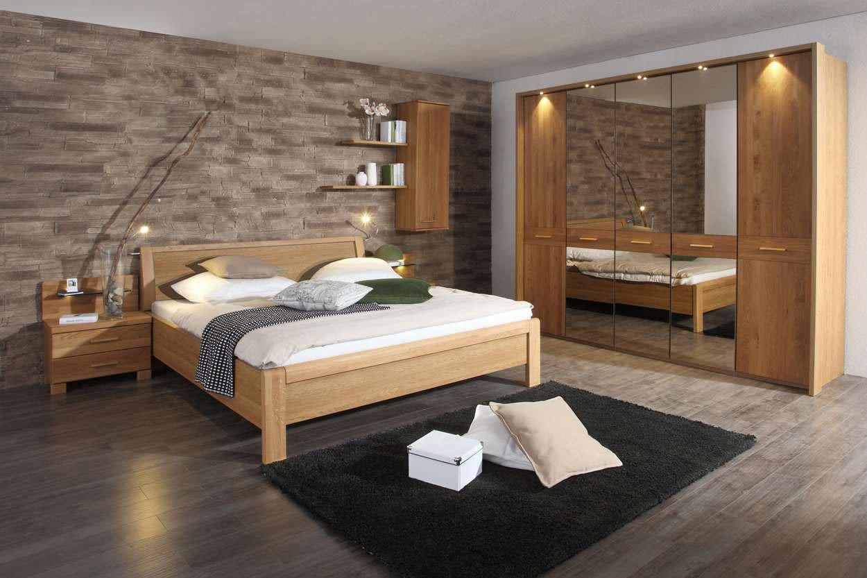 Schlafzimmer Faro Wiemann Eiche Teilmassiv Mobel Letz Ihr Online
