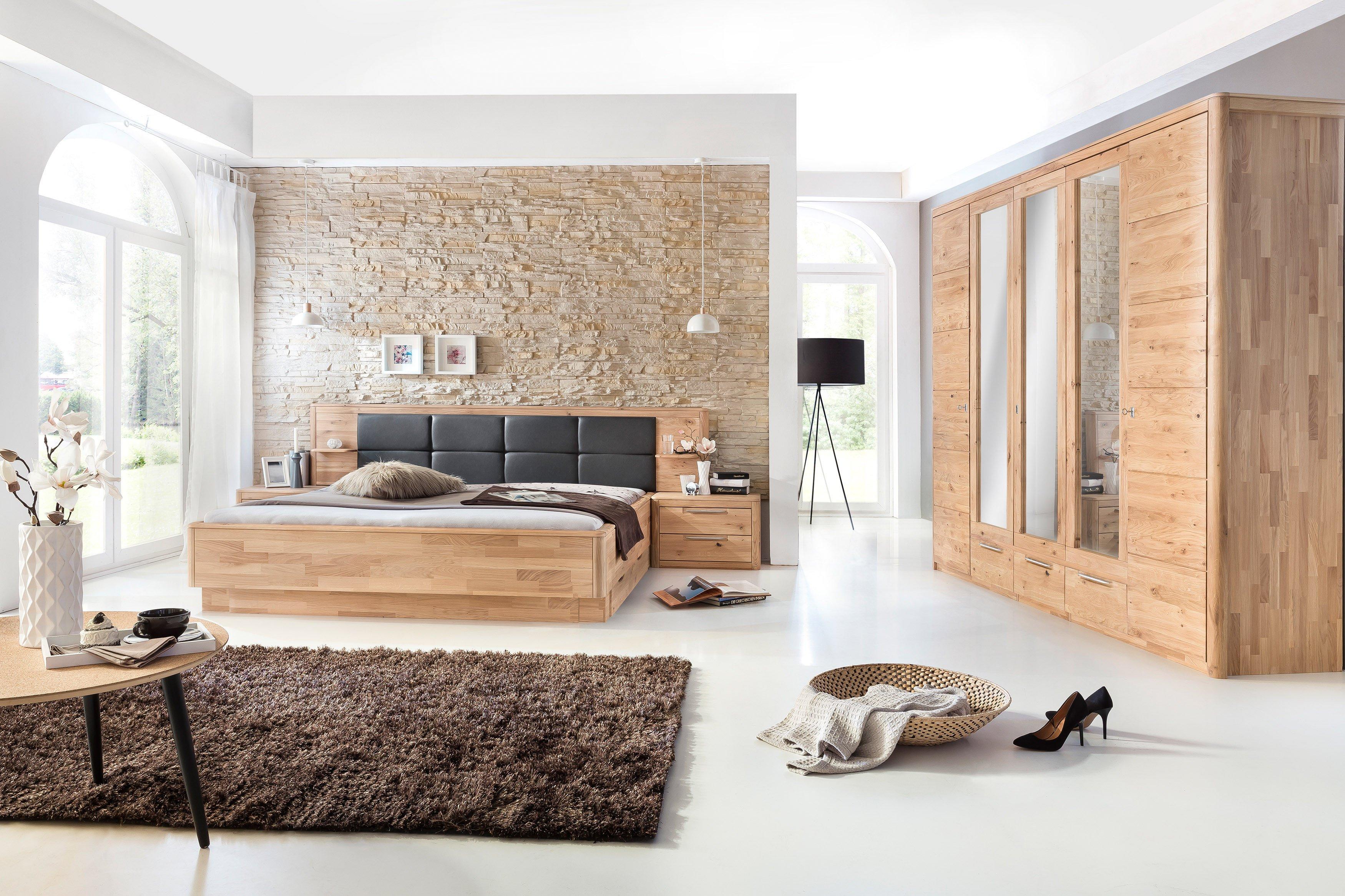 Micaja von Telmex - Schlafzimmer-Einrichtung 4-teilig