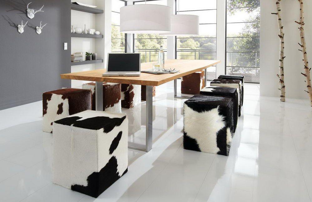 hocker 9505 von niehoff sitzm bel m bel letz ihr online shop. Black Bedroom Furniture Sets. Home Design Ideas