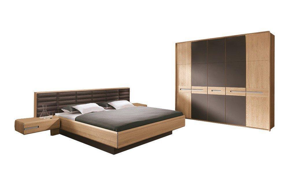 thielemeyer casa schlafzimmer eiche   möbel letz - ihr online-shop