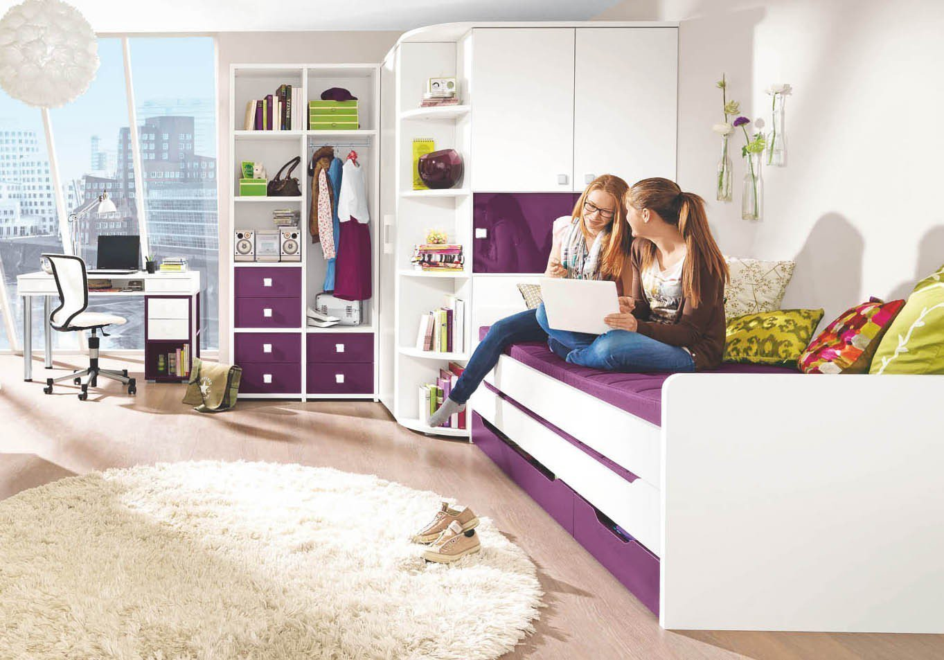 unlimited eckschrank unlimited bett von welle m bel letz ihr online shop. Black Bedroom Furniture Sets. Home Design Ideas