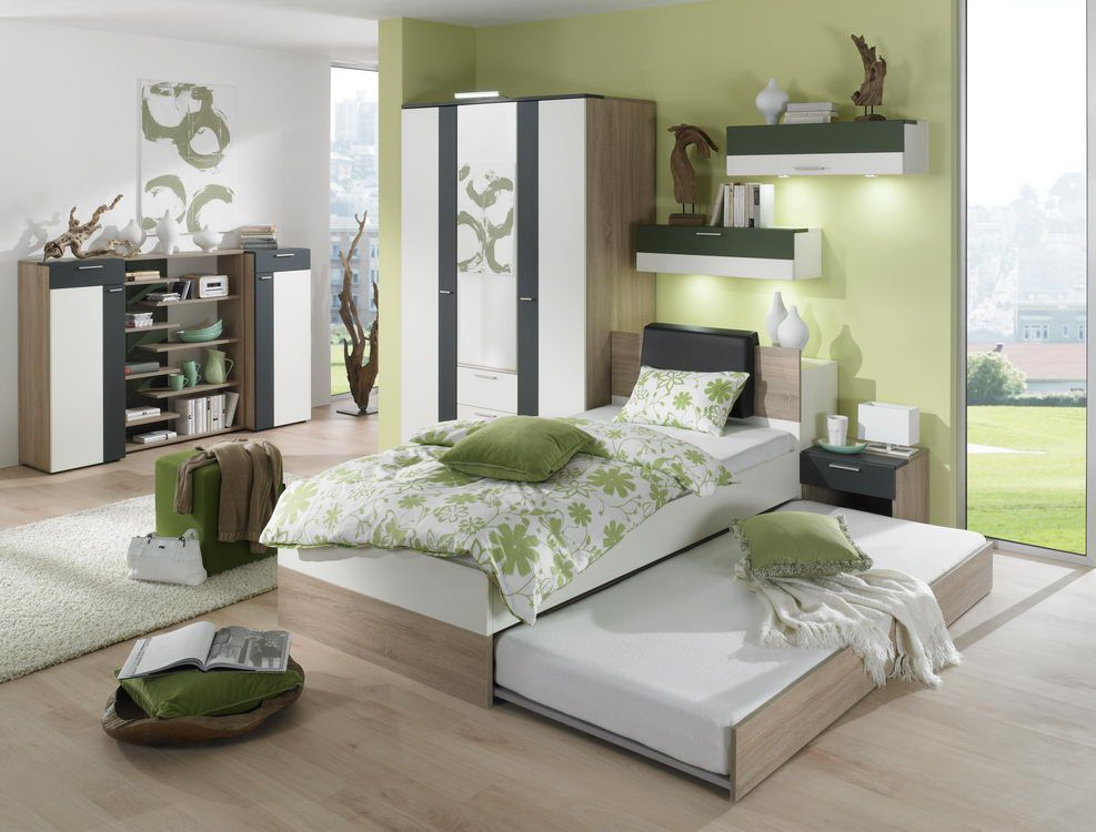 chill out von rudolf jugendzimmer absetzung grau online kaufen 39. Black Bedroom Furniture Sets. Home Design Ideas