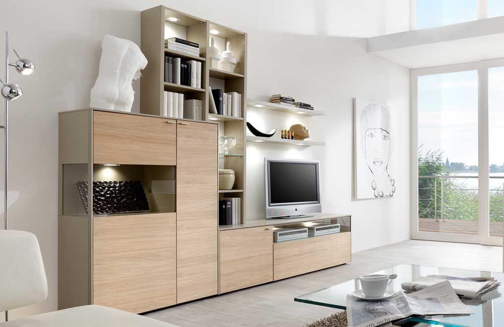 wohnwand von leonardo interessante ideen. Black Bedroom Furniture Sets. Home Design Ideas