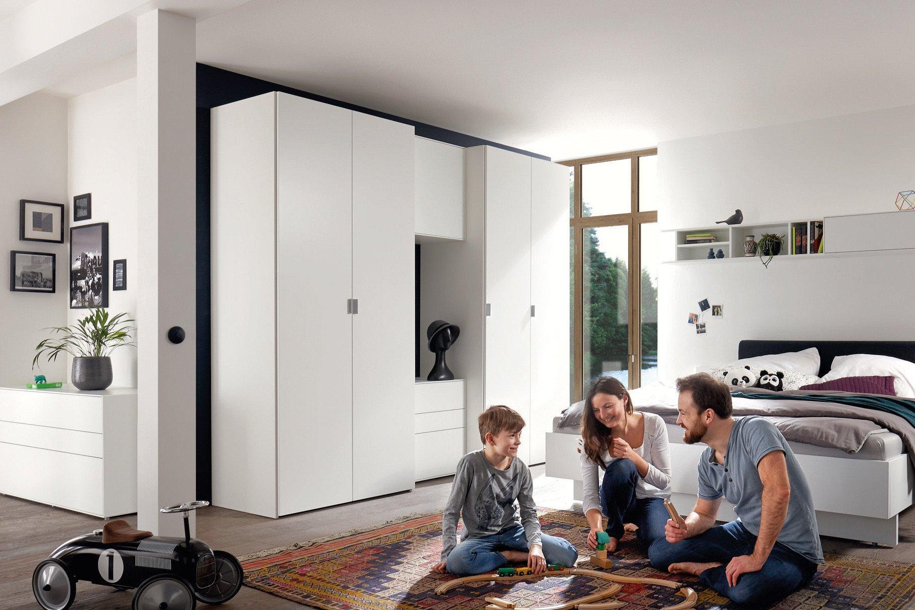 Now By Hulsta Basic Schlafzimmmer Schrankkombi Mobel Letz Ihr Online Shop