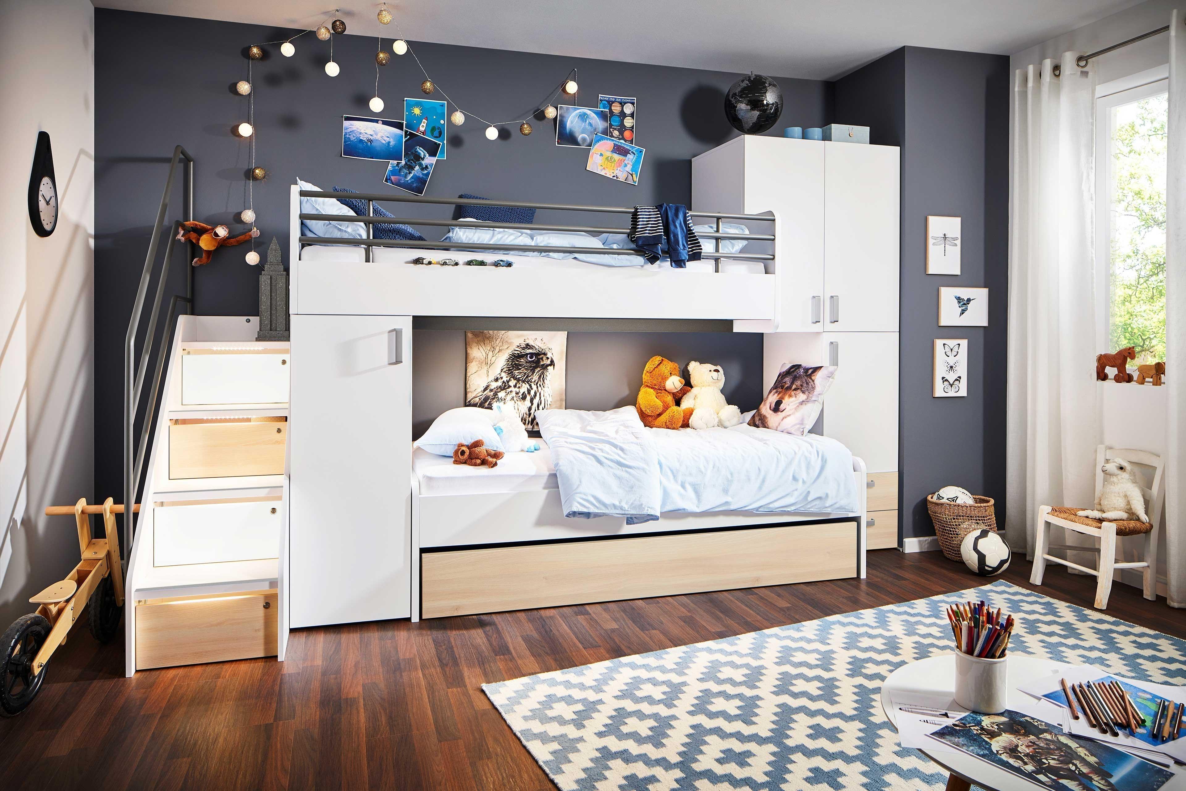 Rudolf Level 2 Etagenbett Mit Stauraum Mobel Letz Ihr Online Shop