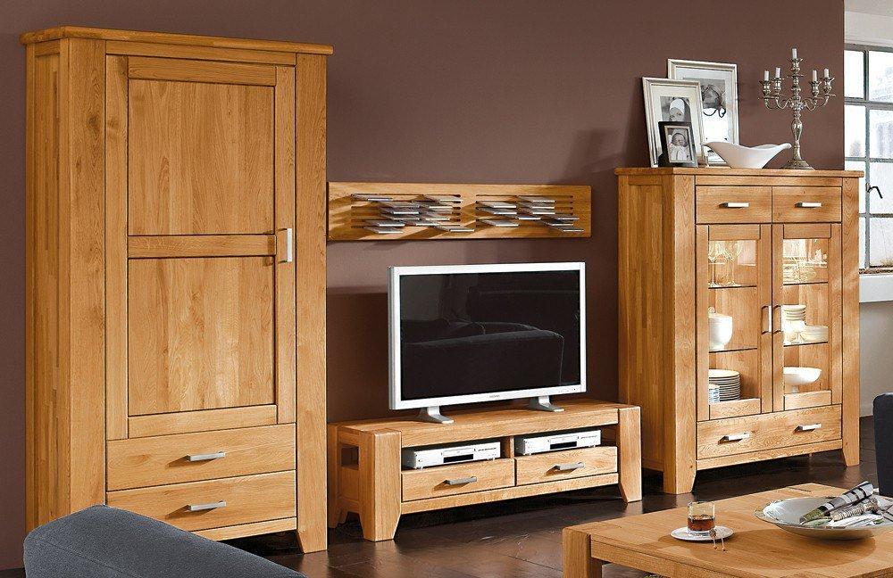 skalik meble wohnwand loft wildeiche m bel letz ihr online shop. Black Bedroom Furniture Sets. Home Design Ideas