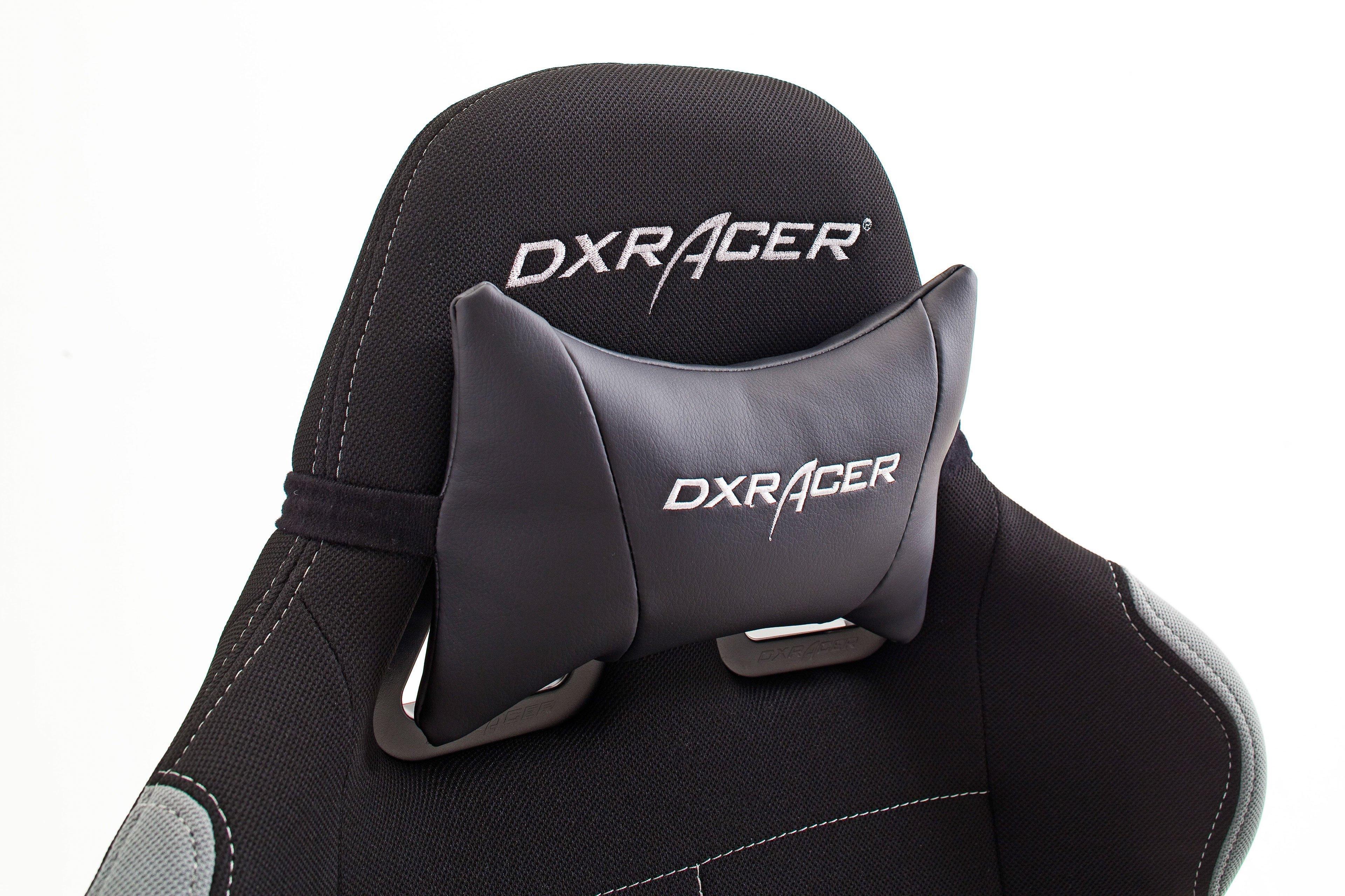 Dx Racer 5 Von Mca Gamingchair In Schwarz Grau