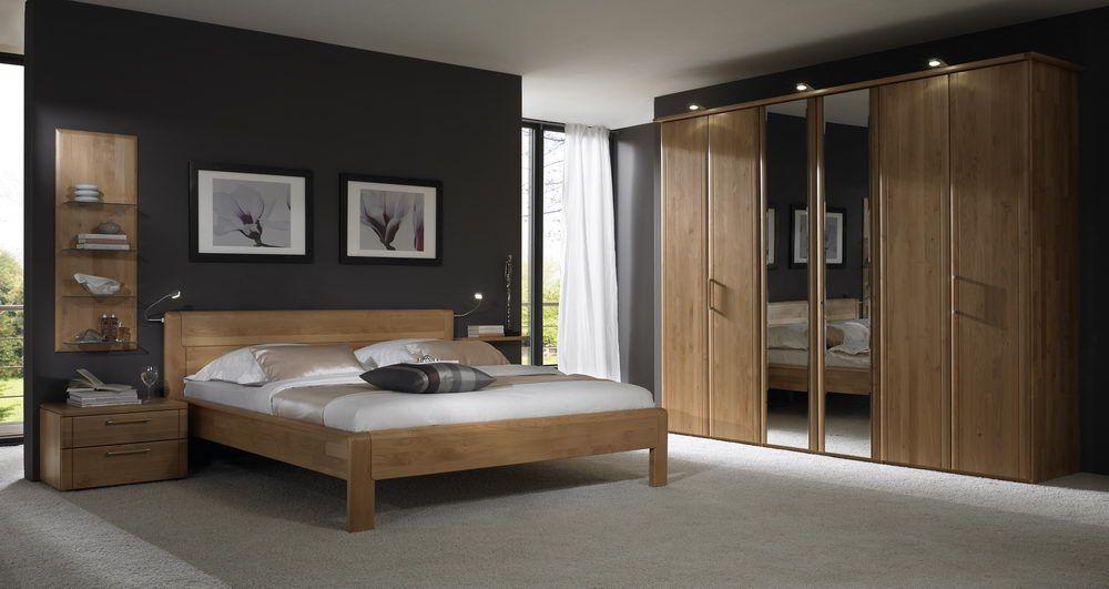 Cato M von Disselkamp Schlafzimmer Erle massiv. Möbel Letz - Ihr ...